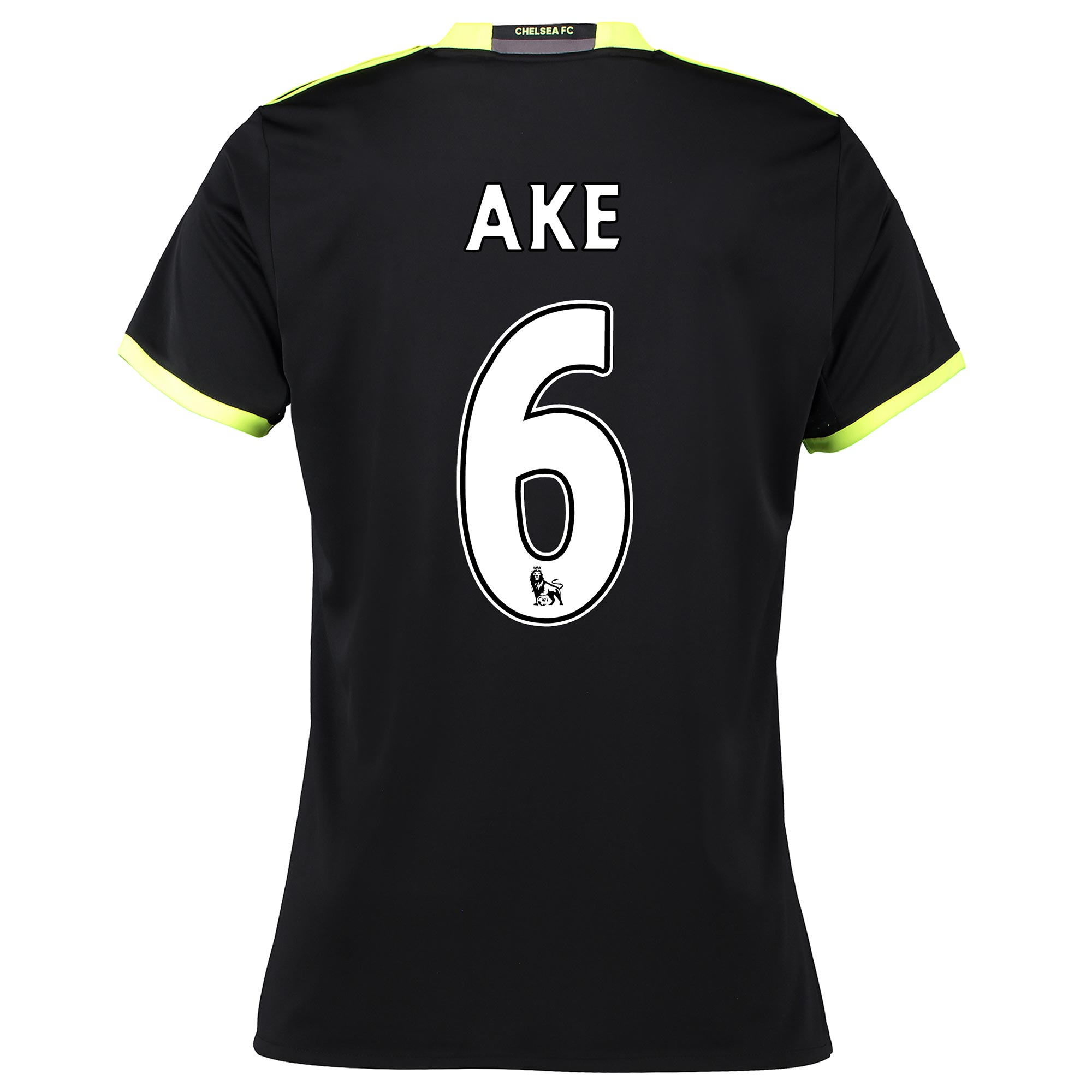 Chelsea Away Shirt 16-17 - Womens with Ake 6 printing