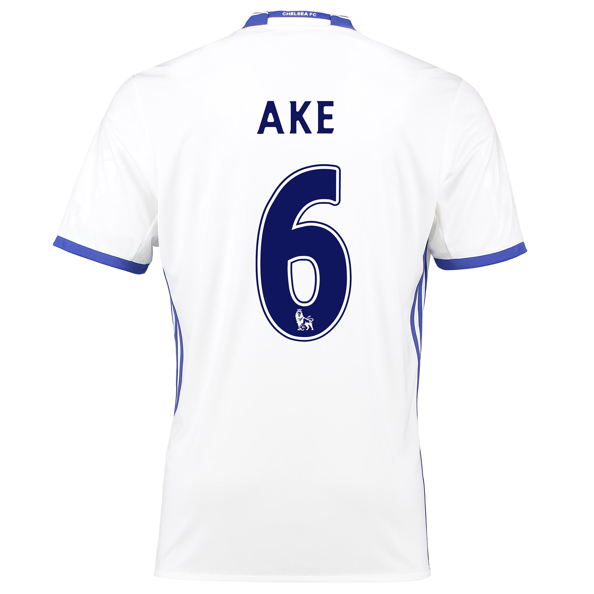 Chelsea Third Shirt 16-17 with Ake 6 printing
