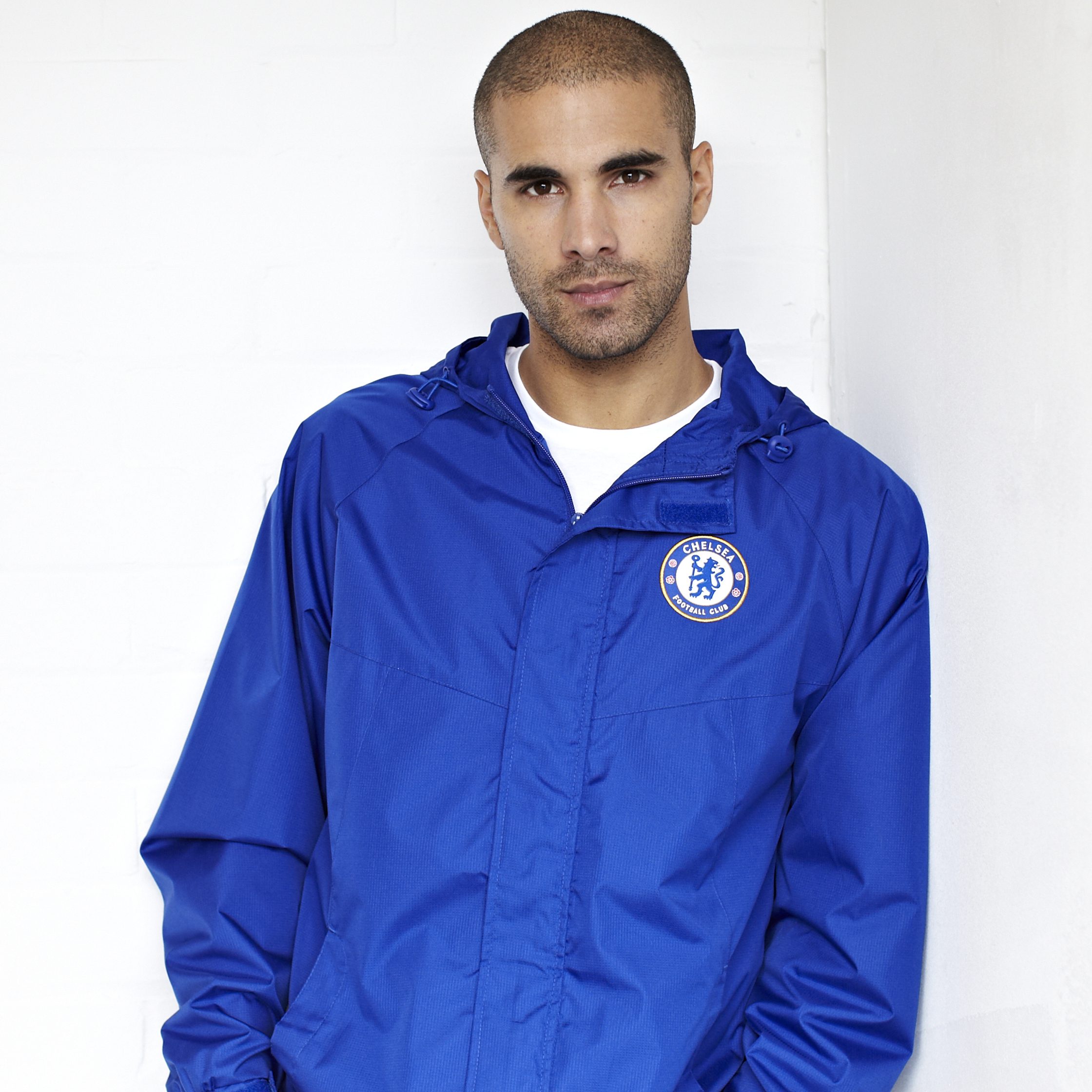 Chelsea Essentials Shower Jacket - Royal - Mens