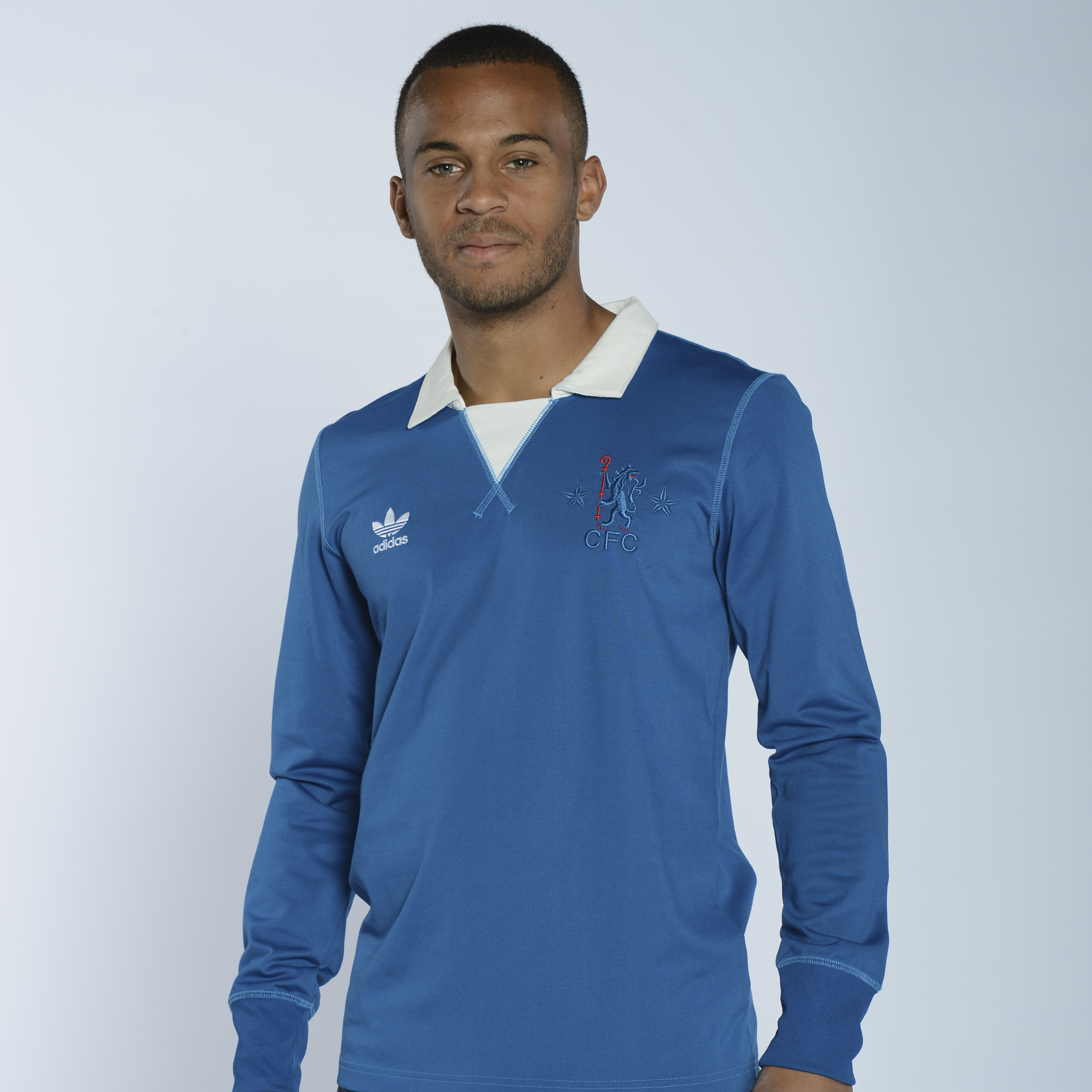 adidas Originals Chelsea Jersey - Dark Royal