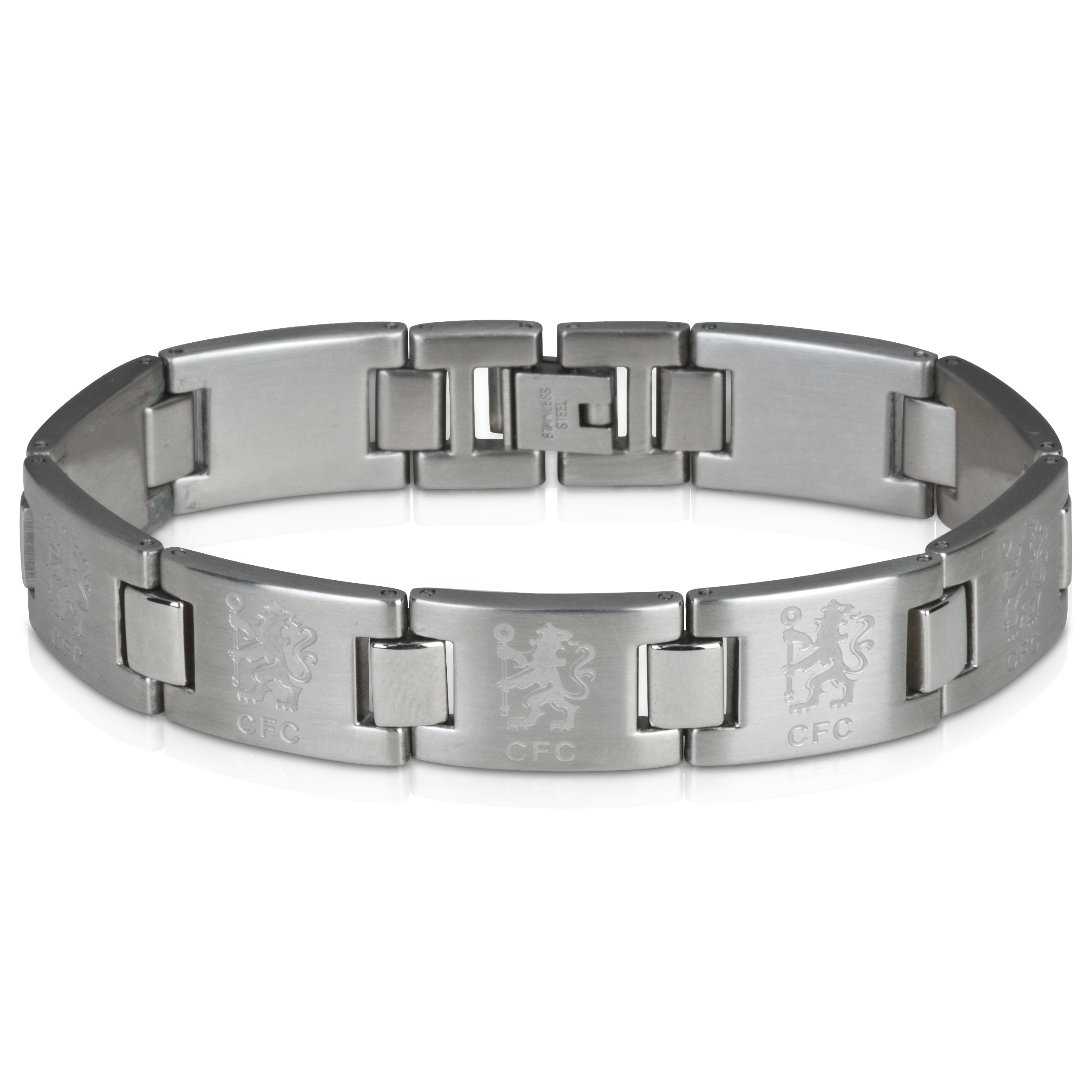 Chelsea Multi Lion Bracelet - Stainless Steel