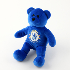Image of Chelsea Mini Bear- Blue