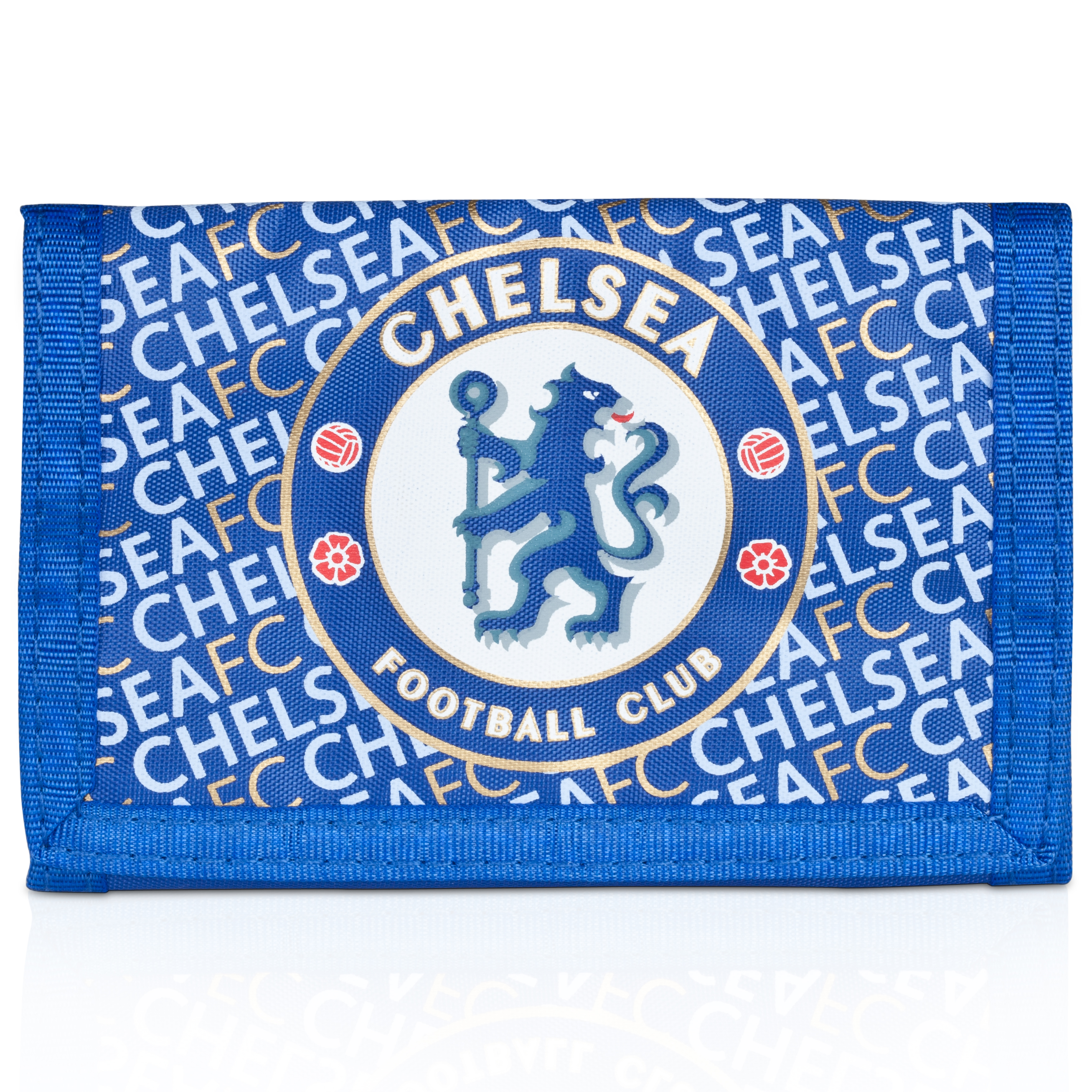 Chelsea Repeat Crest Wallet