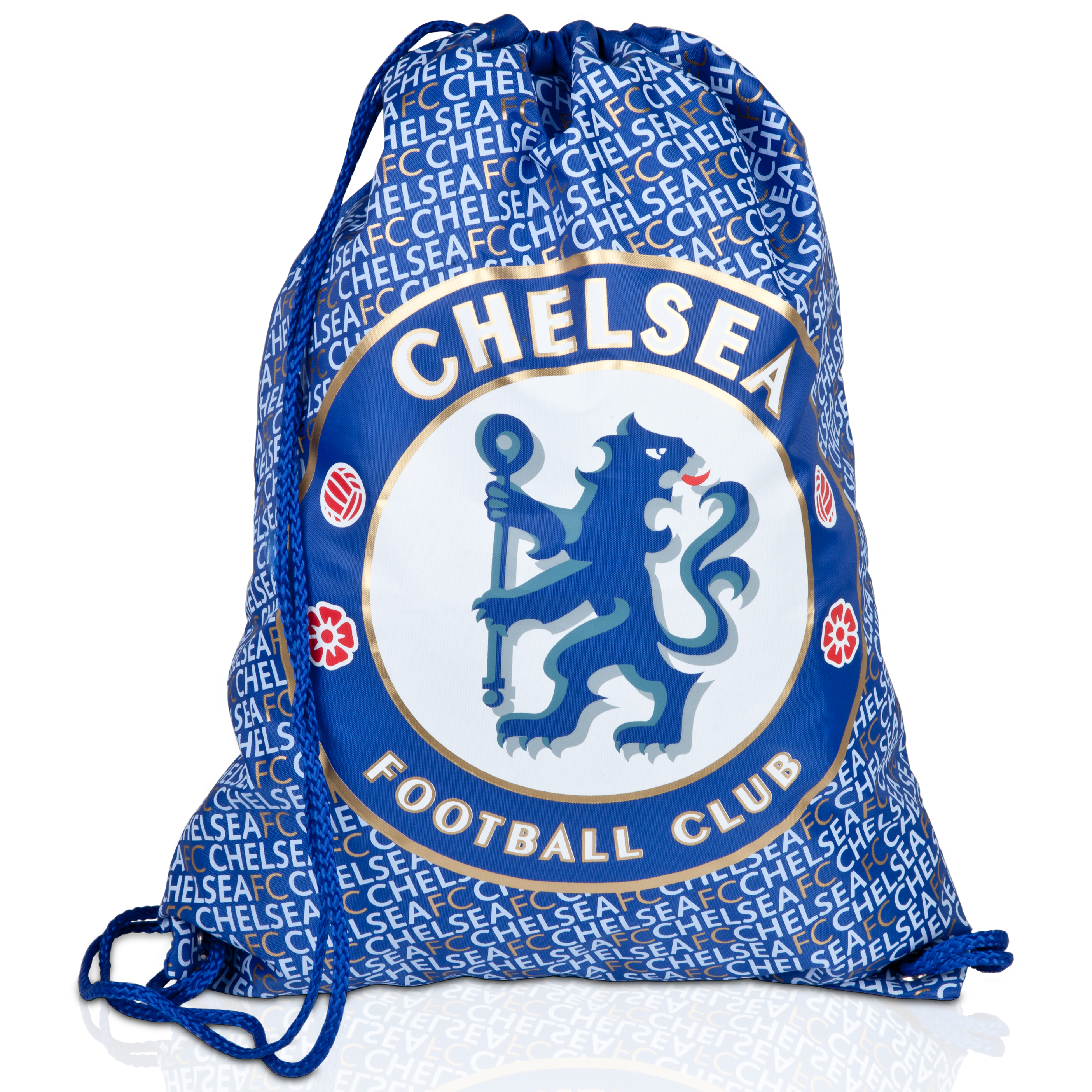 Chelsea Repeat Crest Gym Sack
