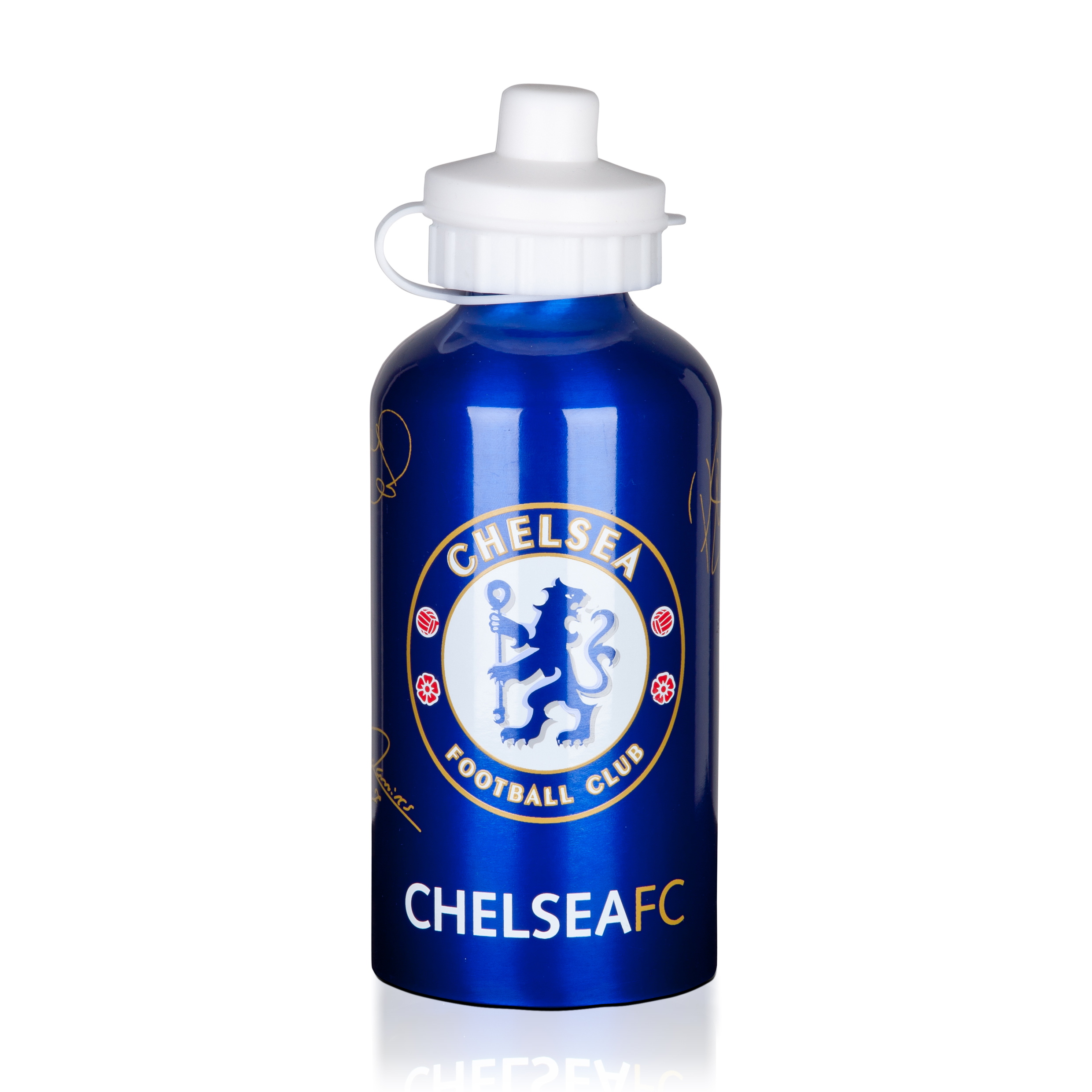 Chelsea 500ml Aluminium Signature Water Bottle