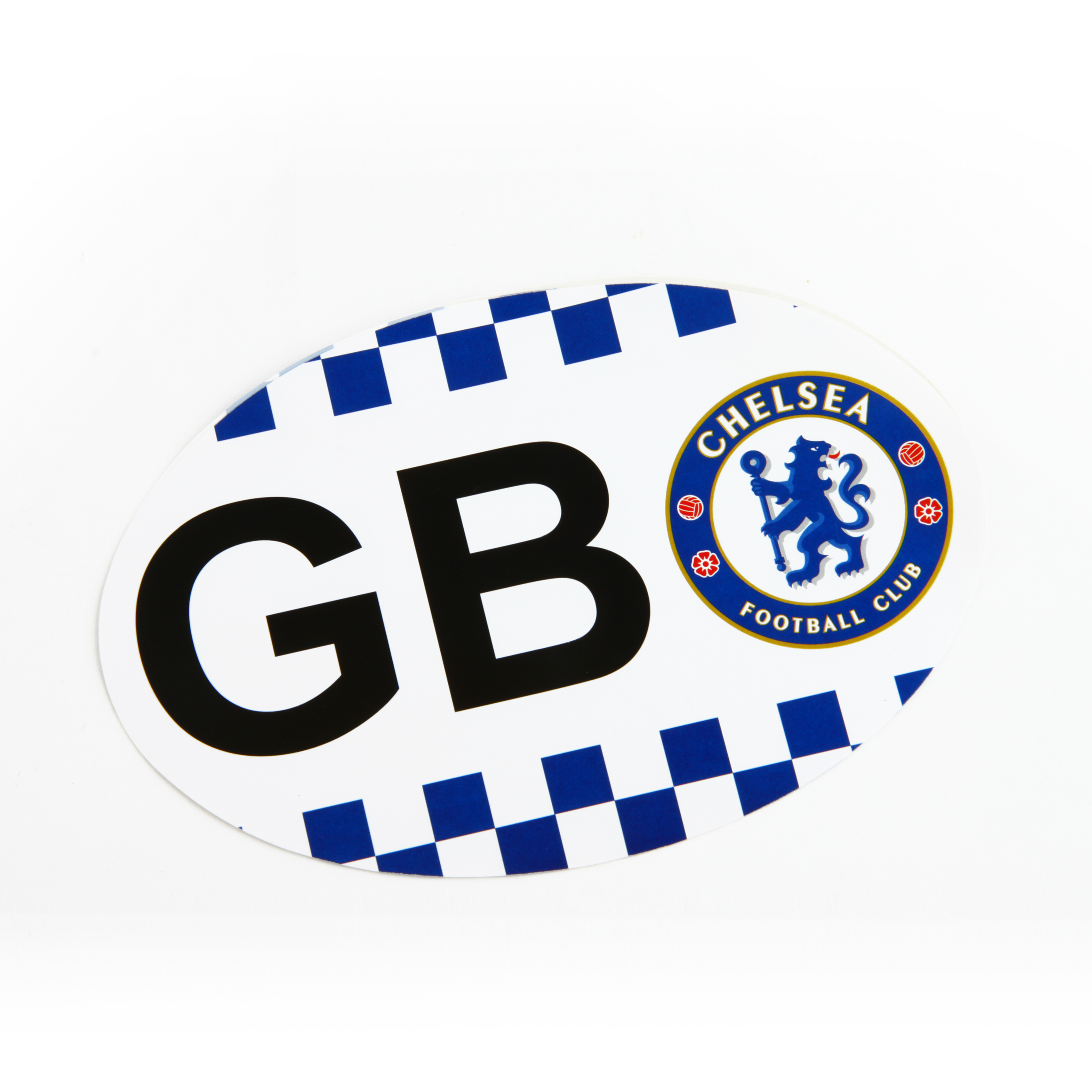 Chelsea GB Car Sticker