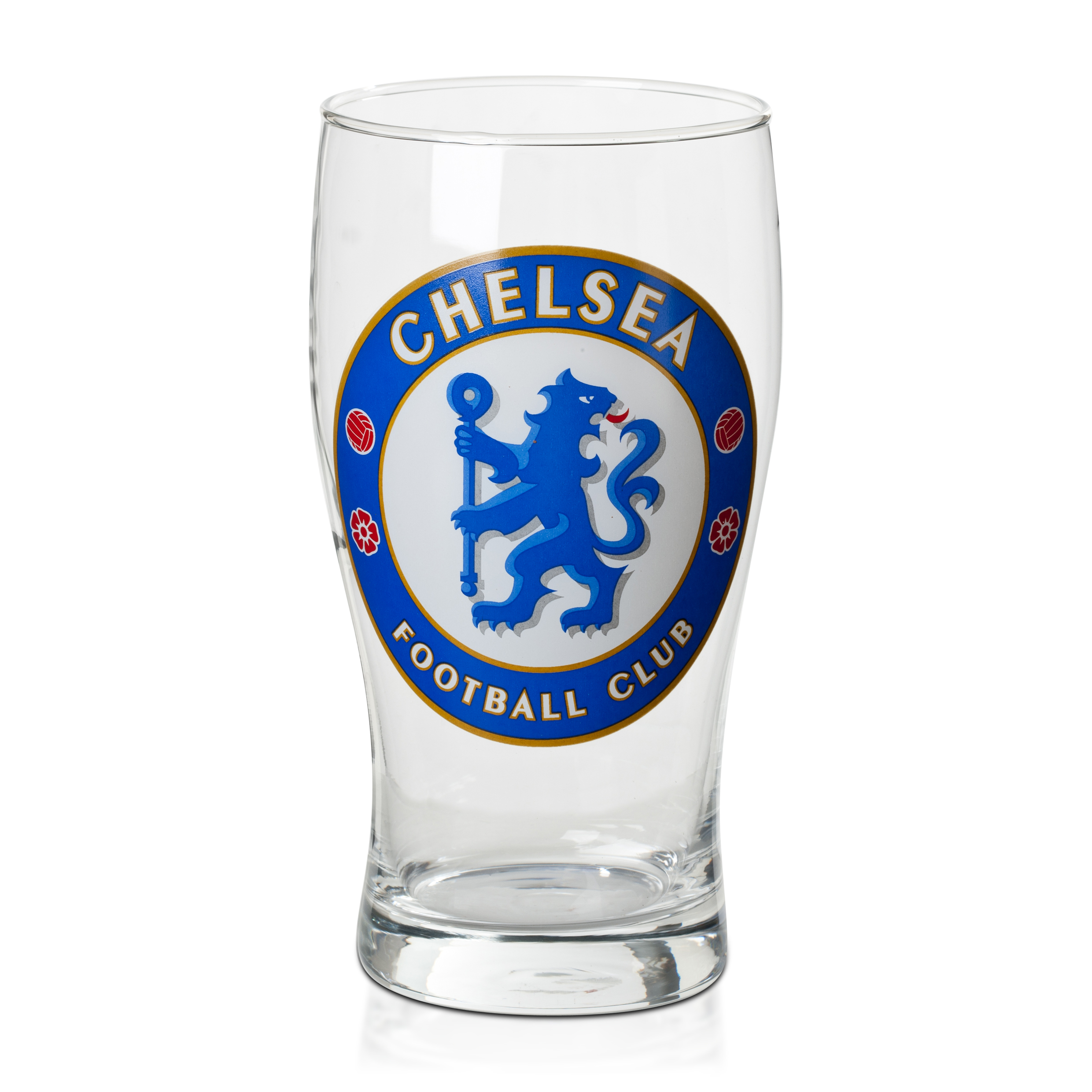 Chelsea Tulip Pint Glass
