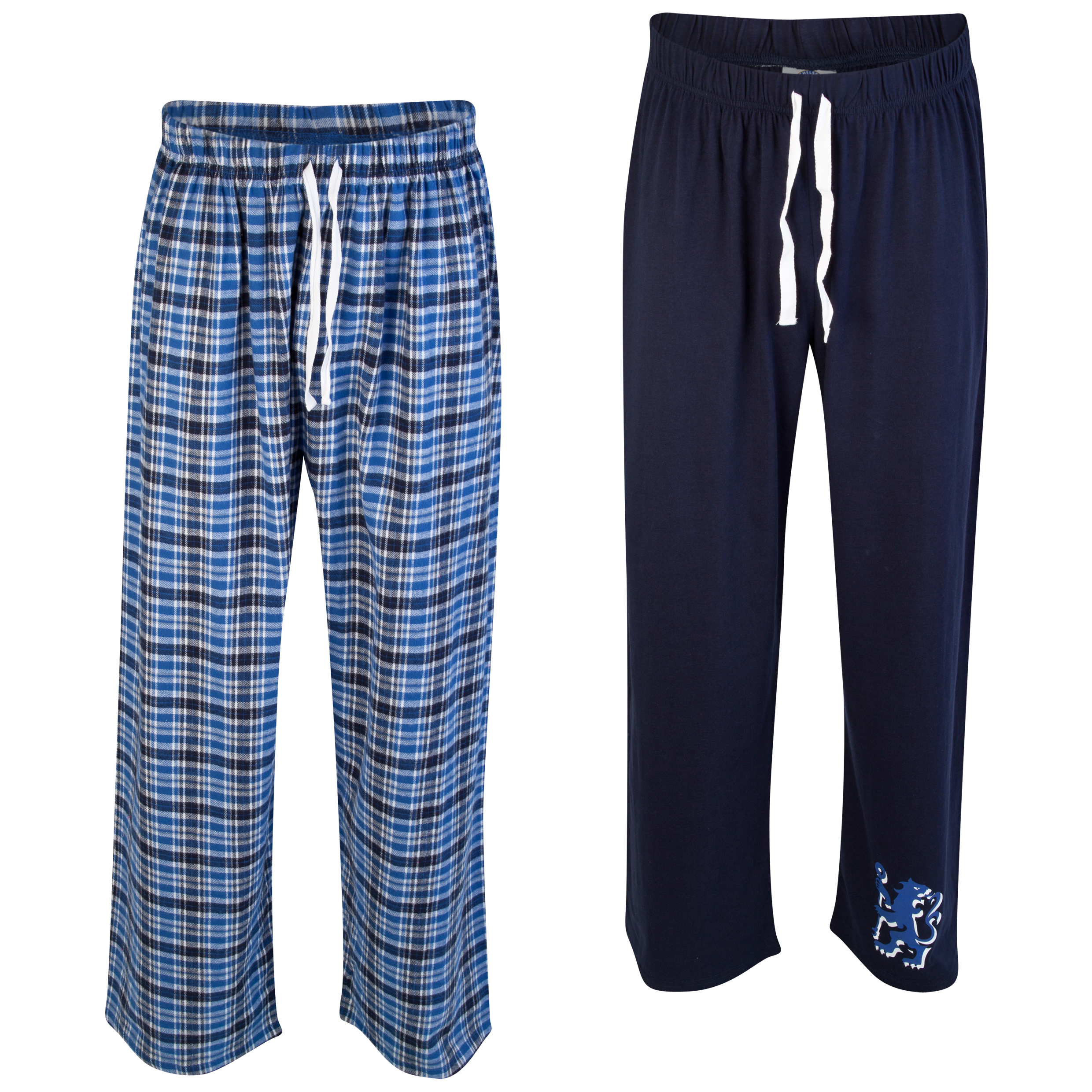 Chelsea 2 Pack Lounge Pants - Navy - Older Boys