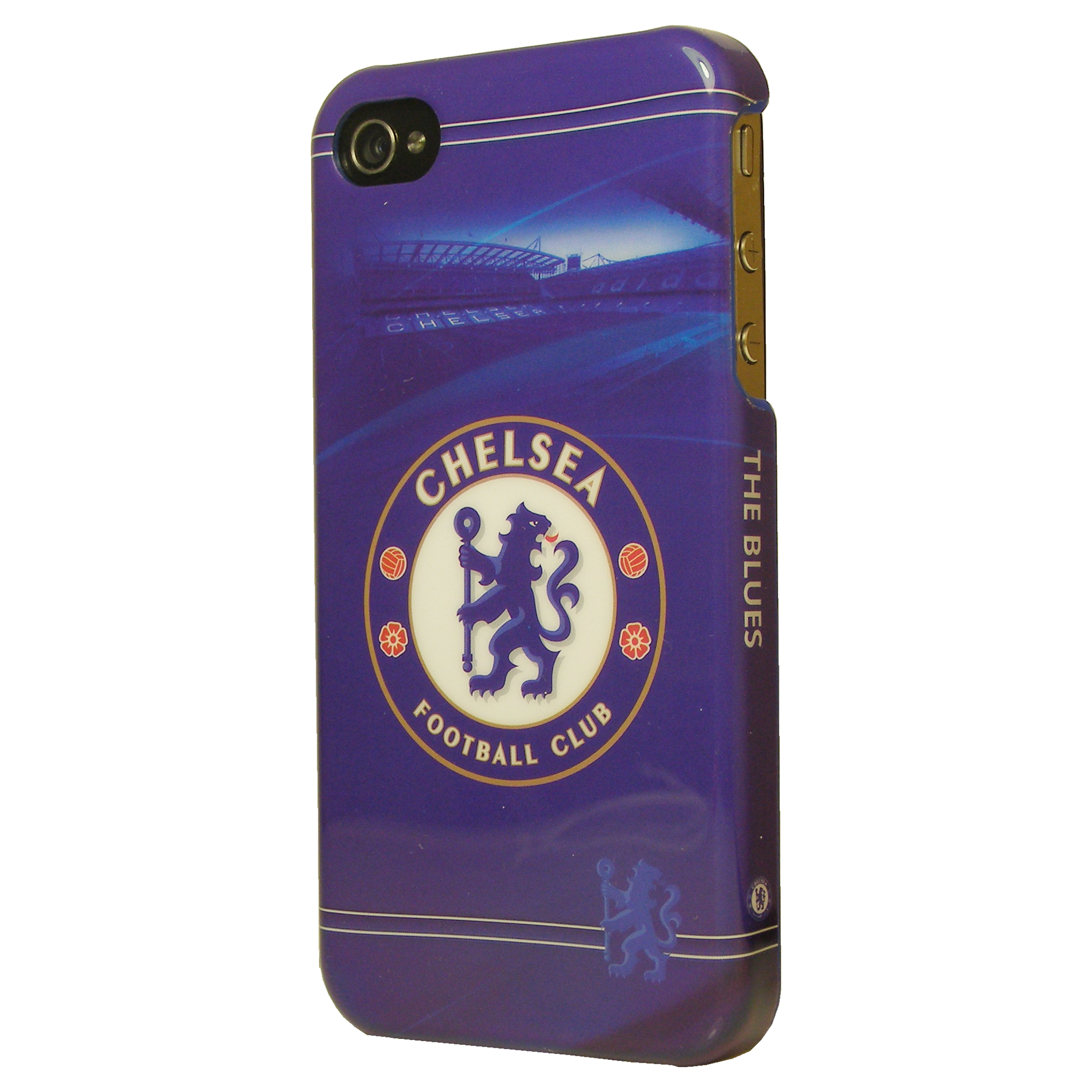 Chelsea FC Iphone 4-4S Hard Case