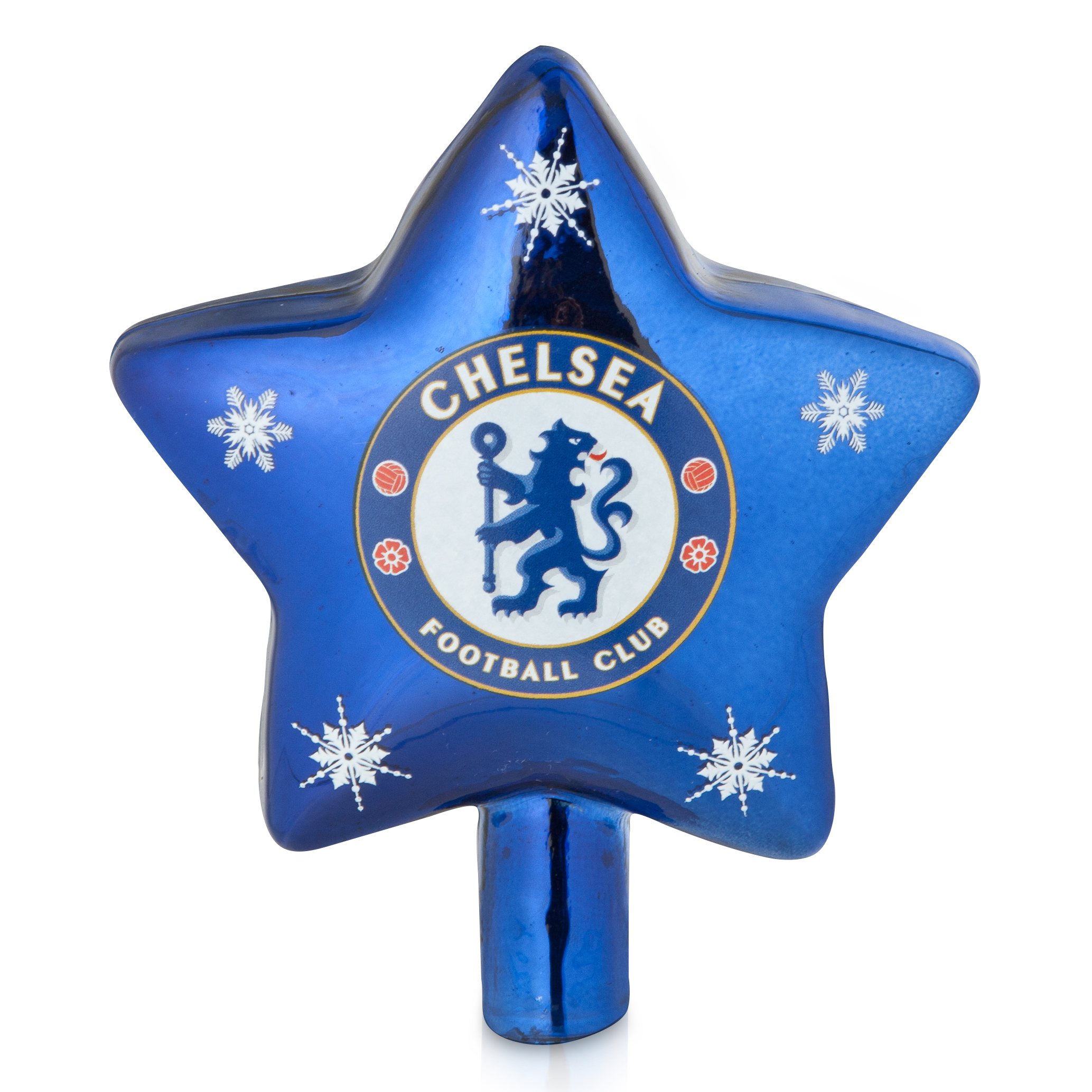 Chelsea Christmas Star Tree Topper
