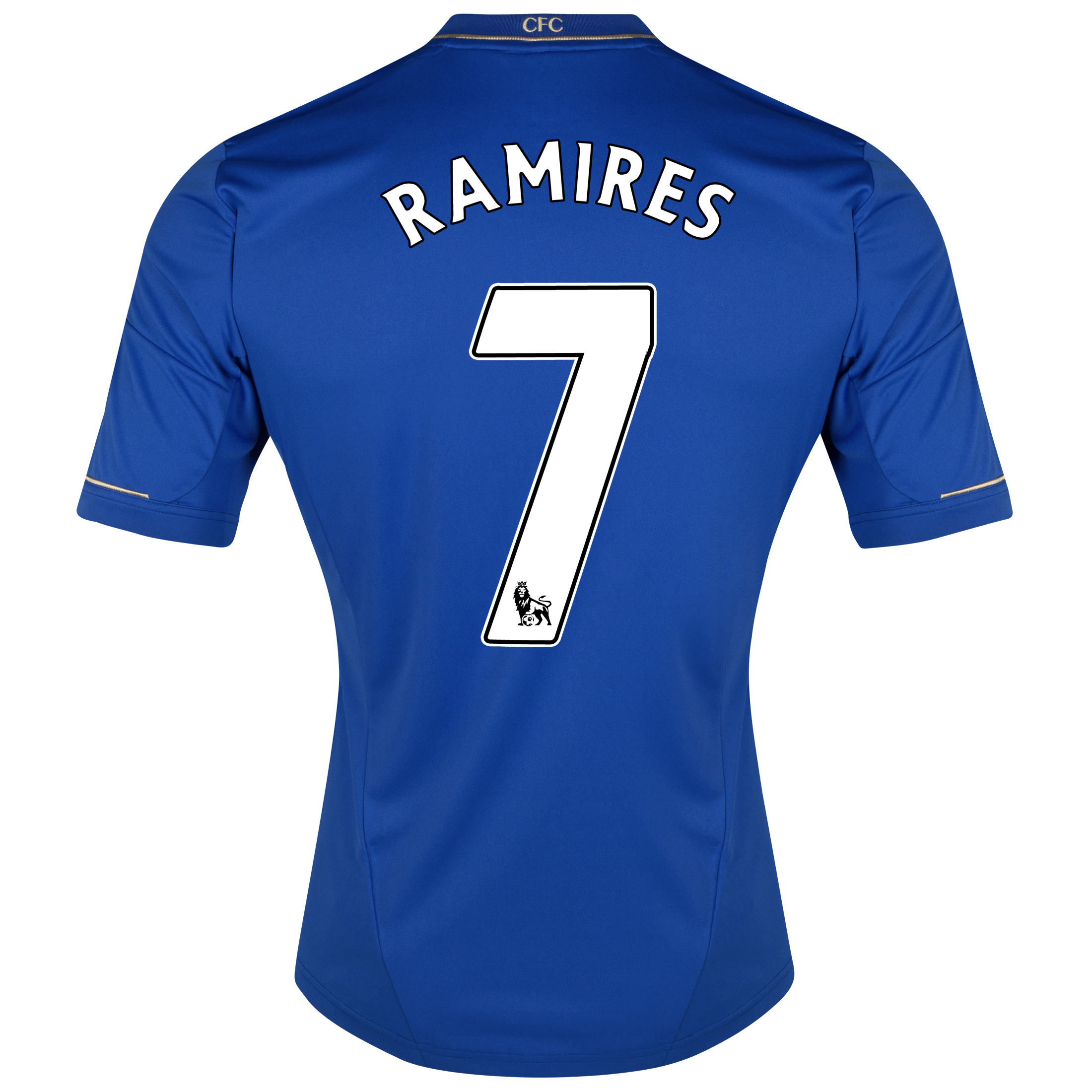 Chelsea Home Shirt 2012/13 - Outsize with Ramires 7 printing