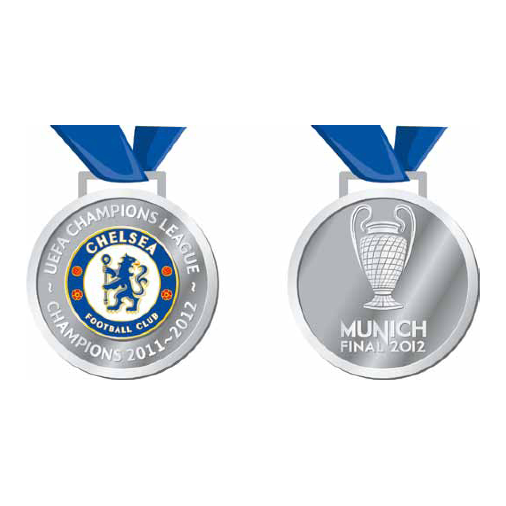 Chelsea EUROPA League 2013 Winners Medal