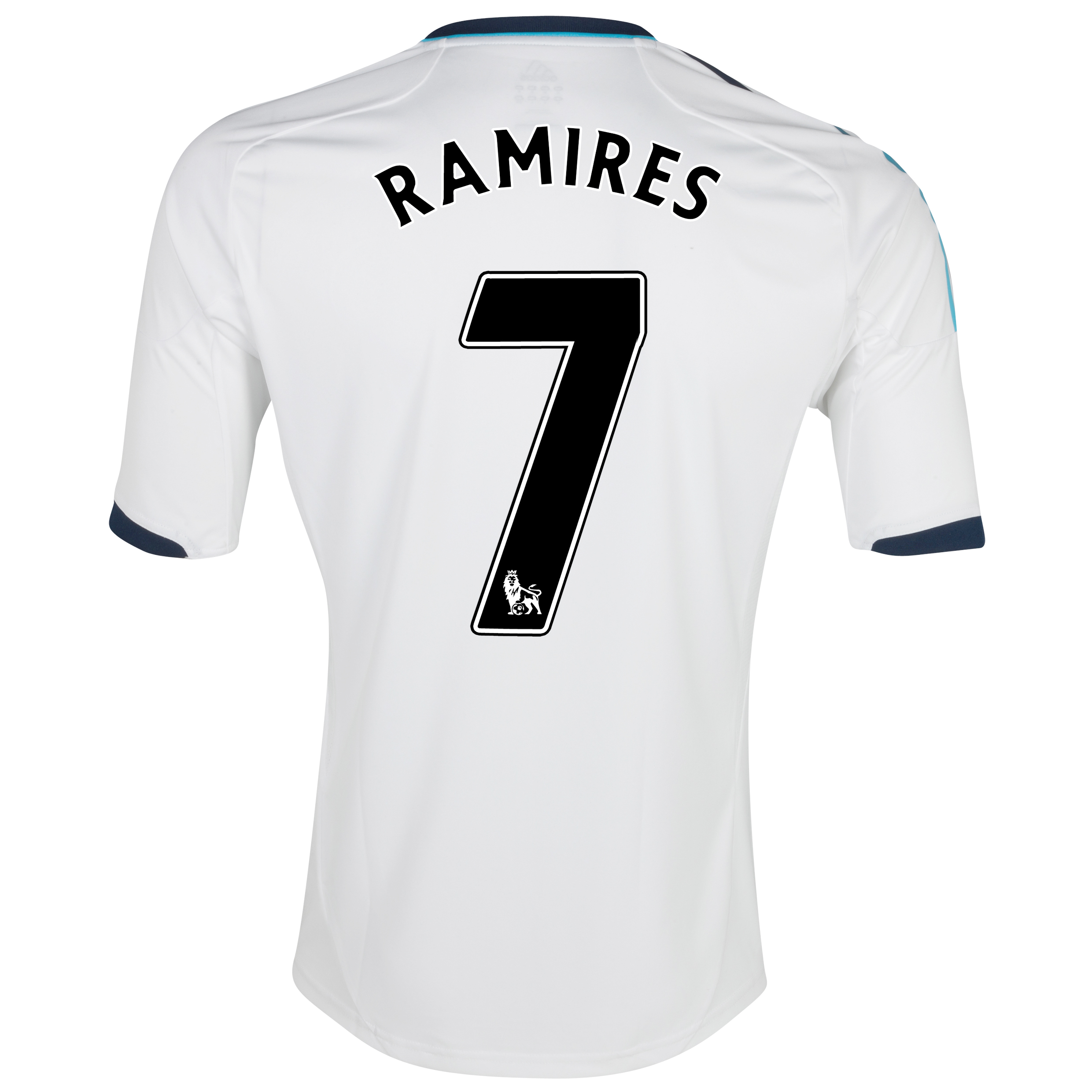 Chelsea Away Shirt 2012/13 with Ramires 7 printing