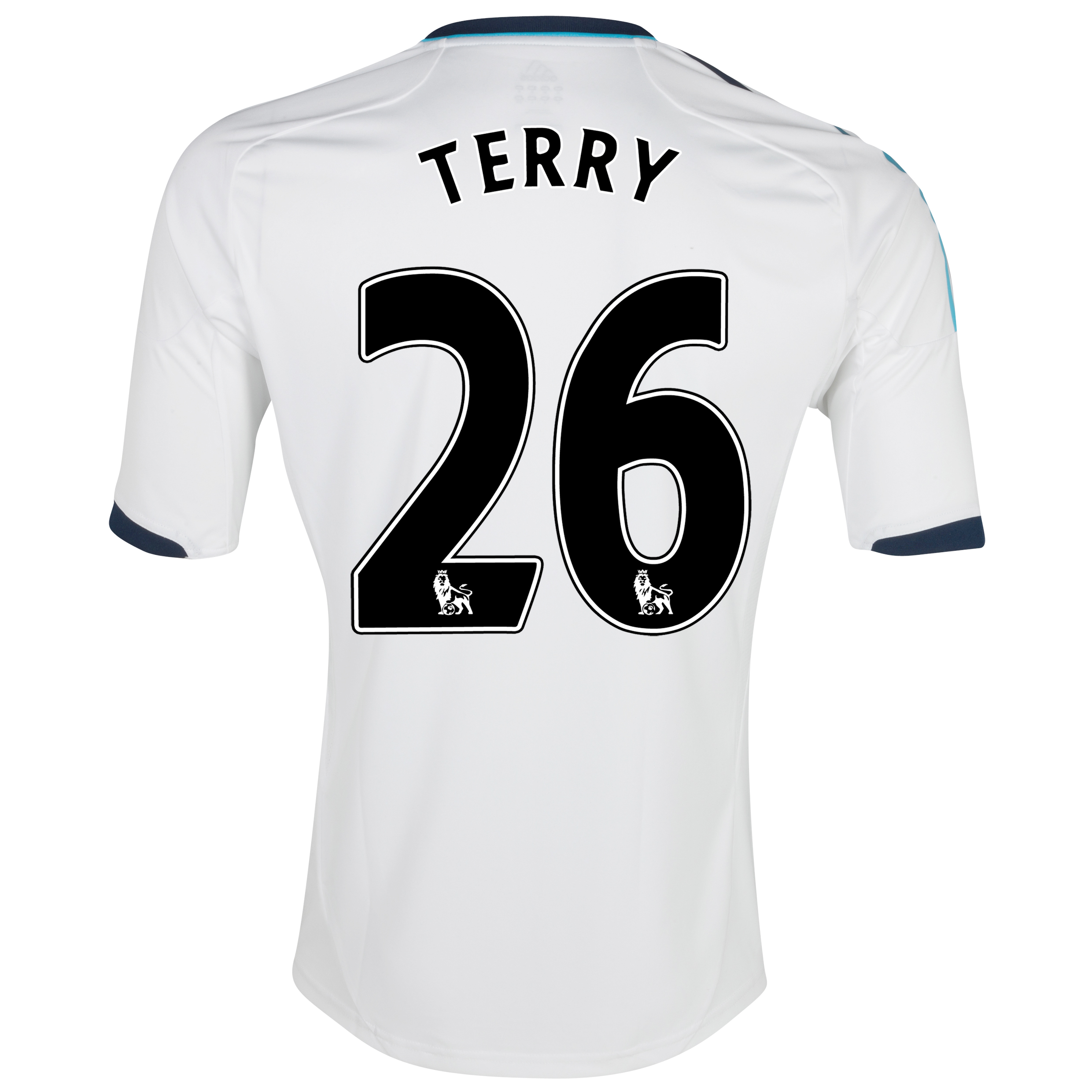 Chelsea Away Shirt 2012/13 with Terry 26 printing
