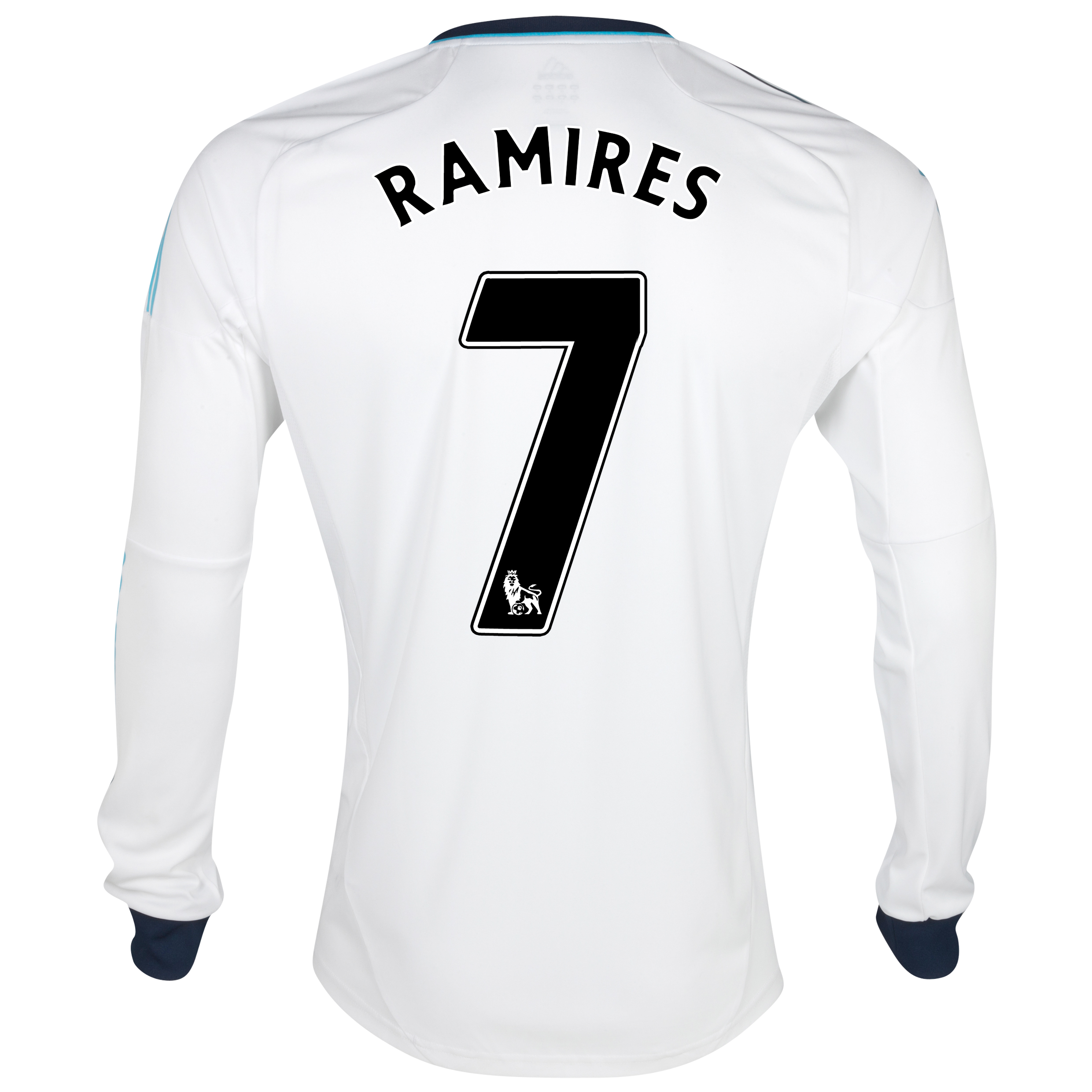 Chelsea Away Shirt 2012/13 - Long Sleeved  - Youths with Ramires 7 printing