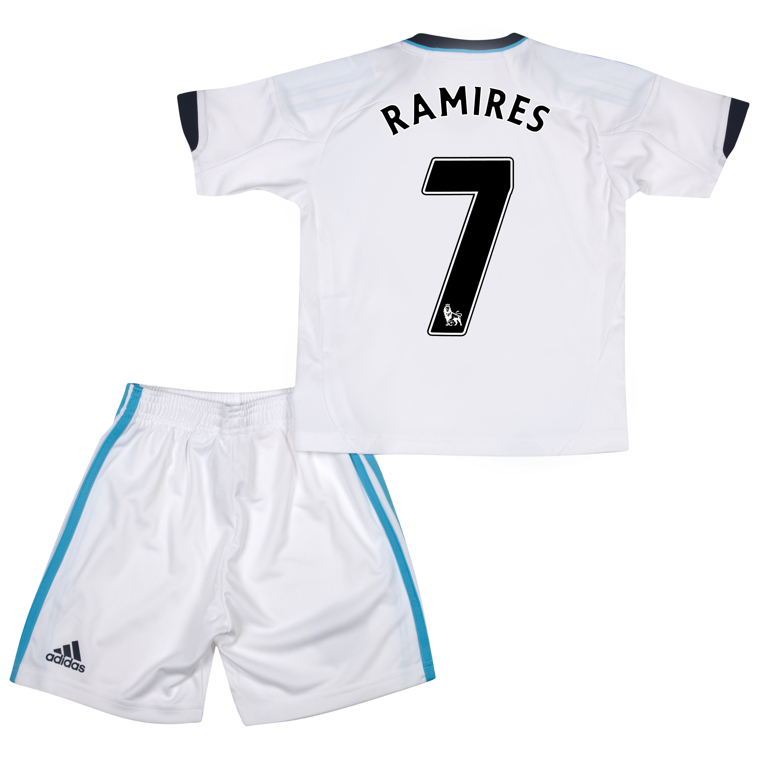 Chelsea Away Mini Kit 2012/13 with Ramires 7 printing