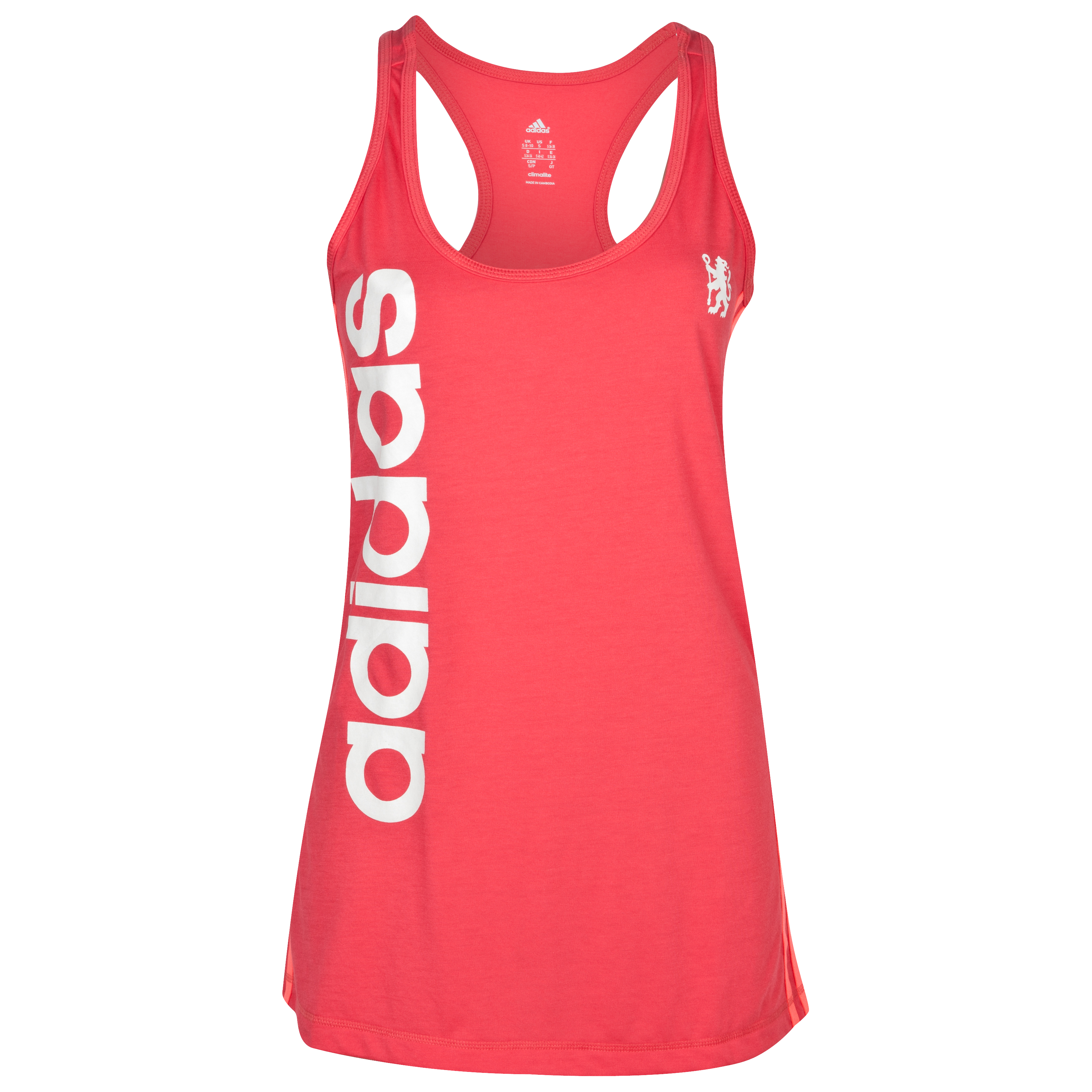 adidas Chelsea Reload Core Tank Top - Womens - Joy