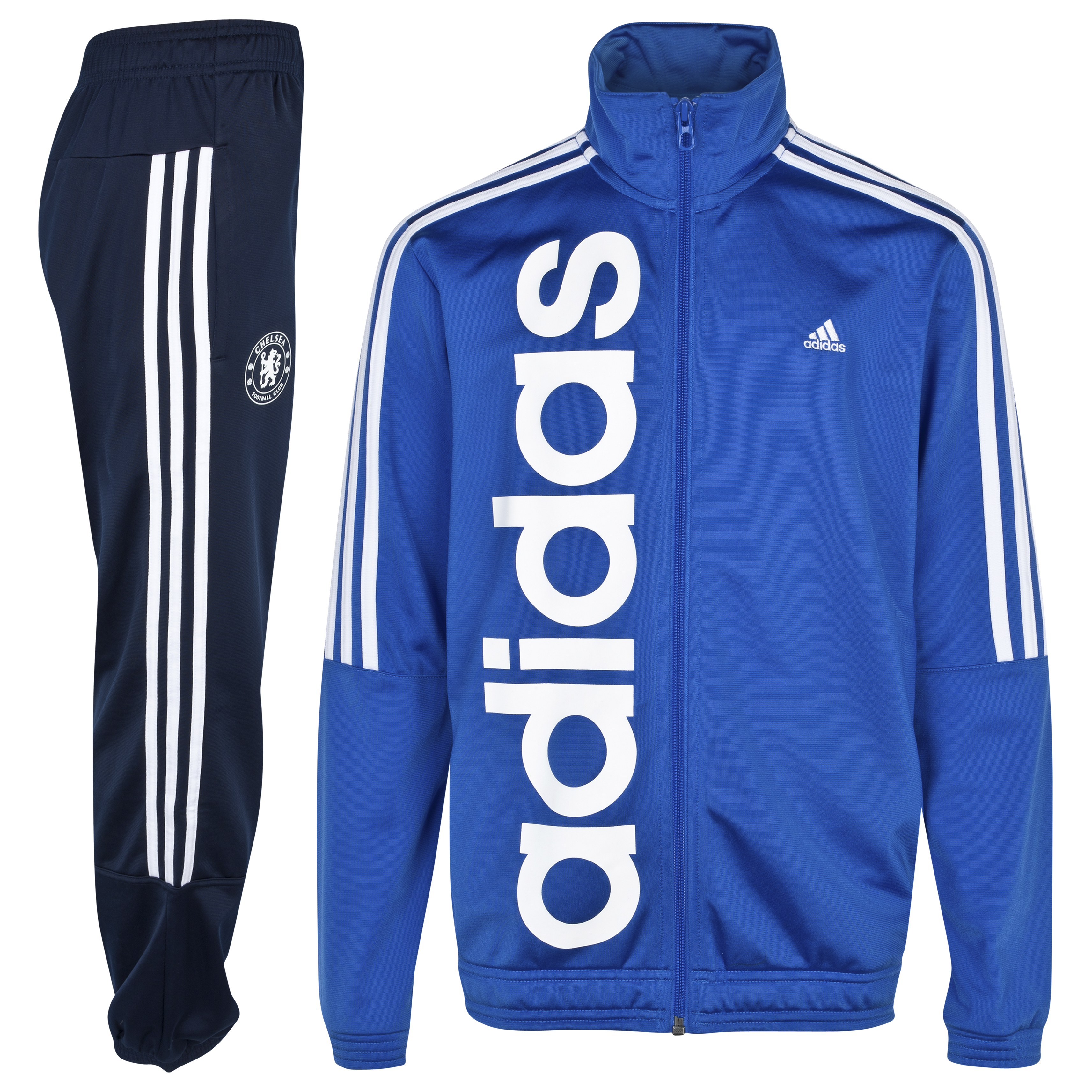 adidas Chelsea Recharged Core Tracksuit - Kids