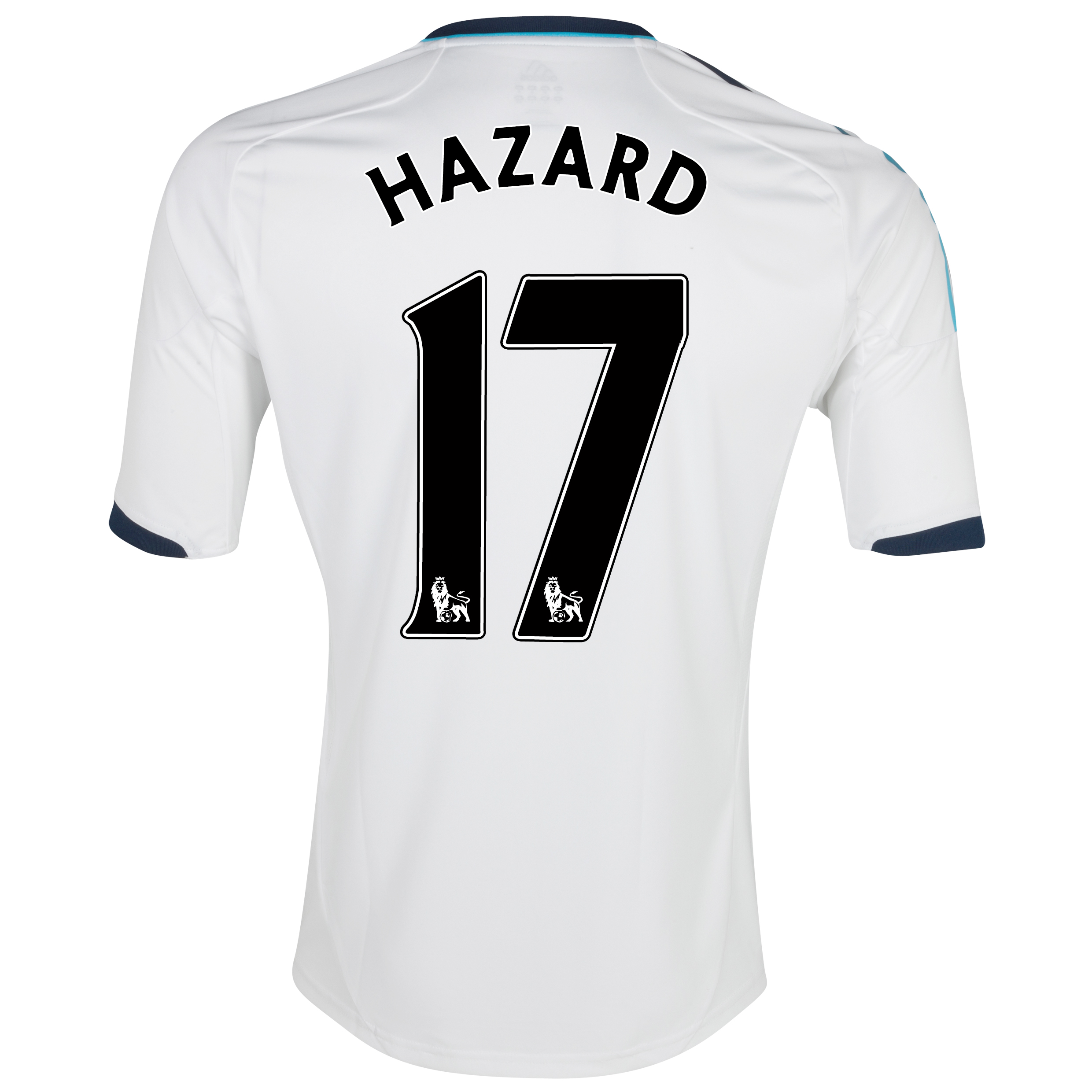 Chelsea Away Shirt 2012/13 with Hazard 17 printing