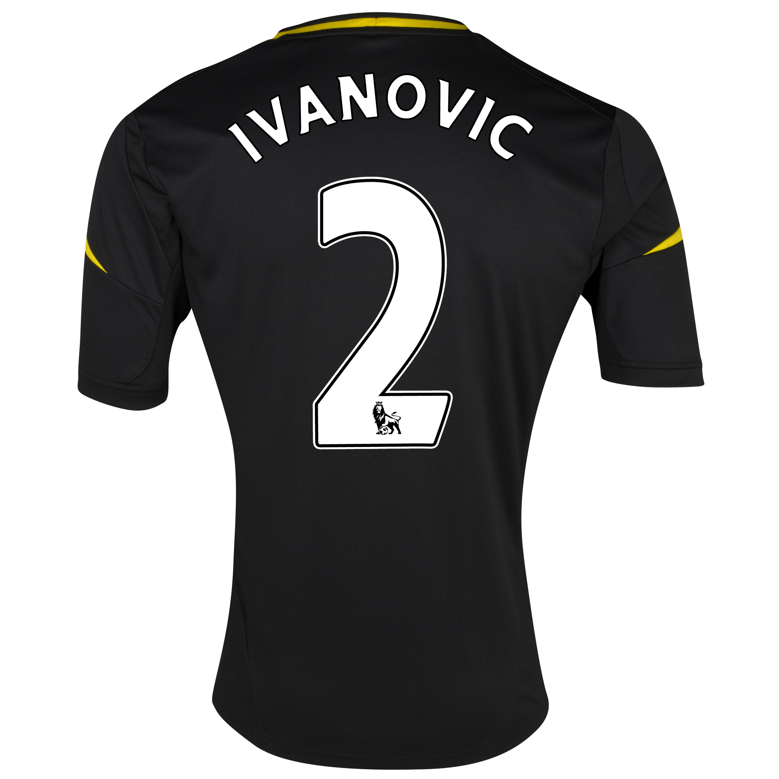 Chelsea Third Shirt 2012/13 with Ivanovic 2 printing