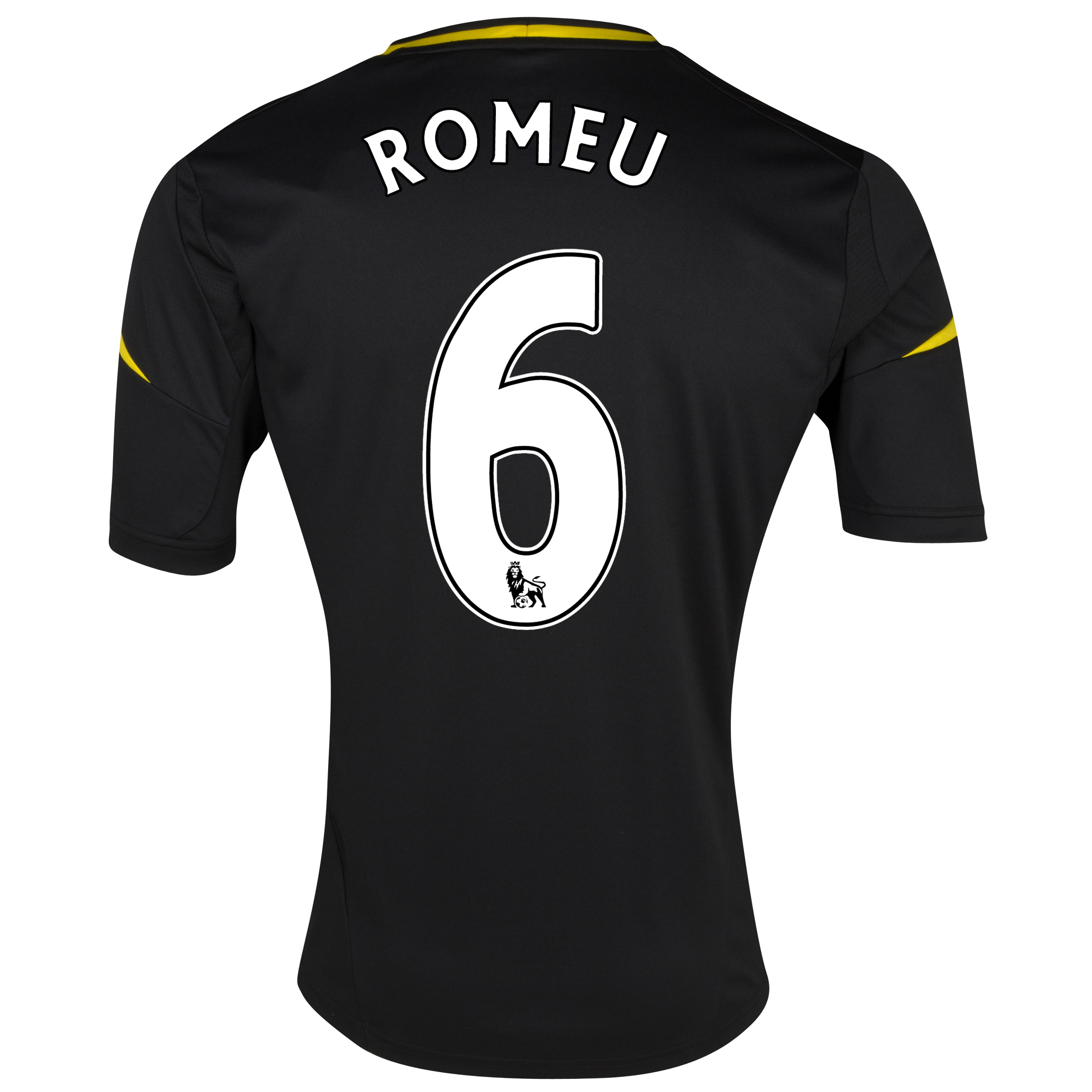 Chelsea Third Shirt 2012/13 with Romeu 6 printing
