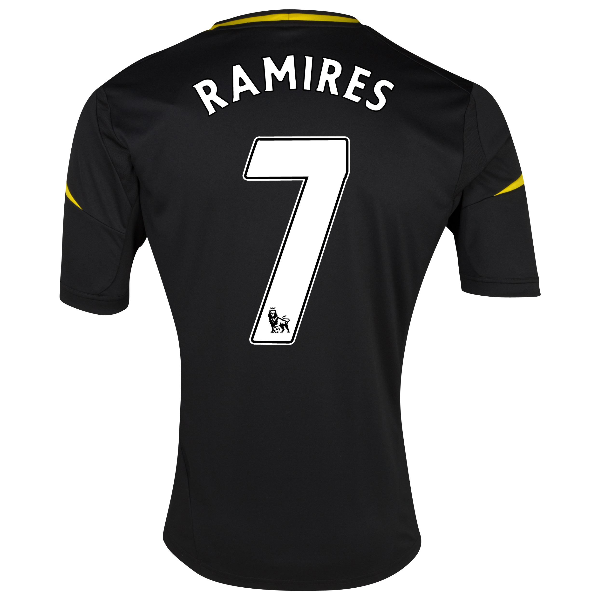 Chelsea Third Shirt 2012/13 with Ramires 7 printing
