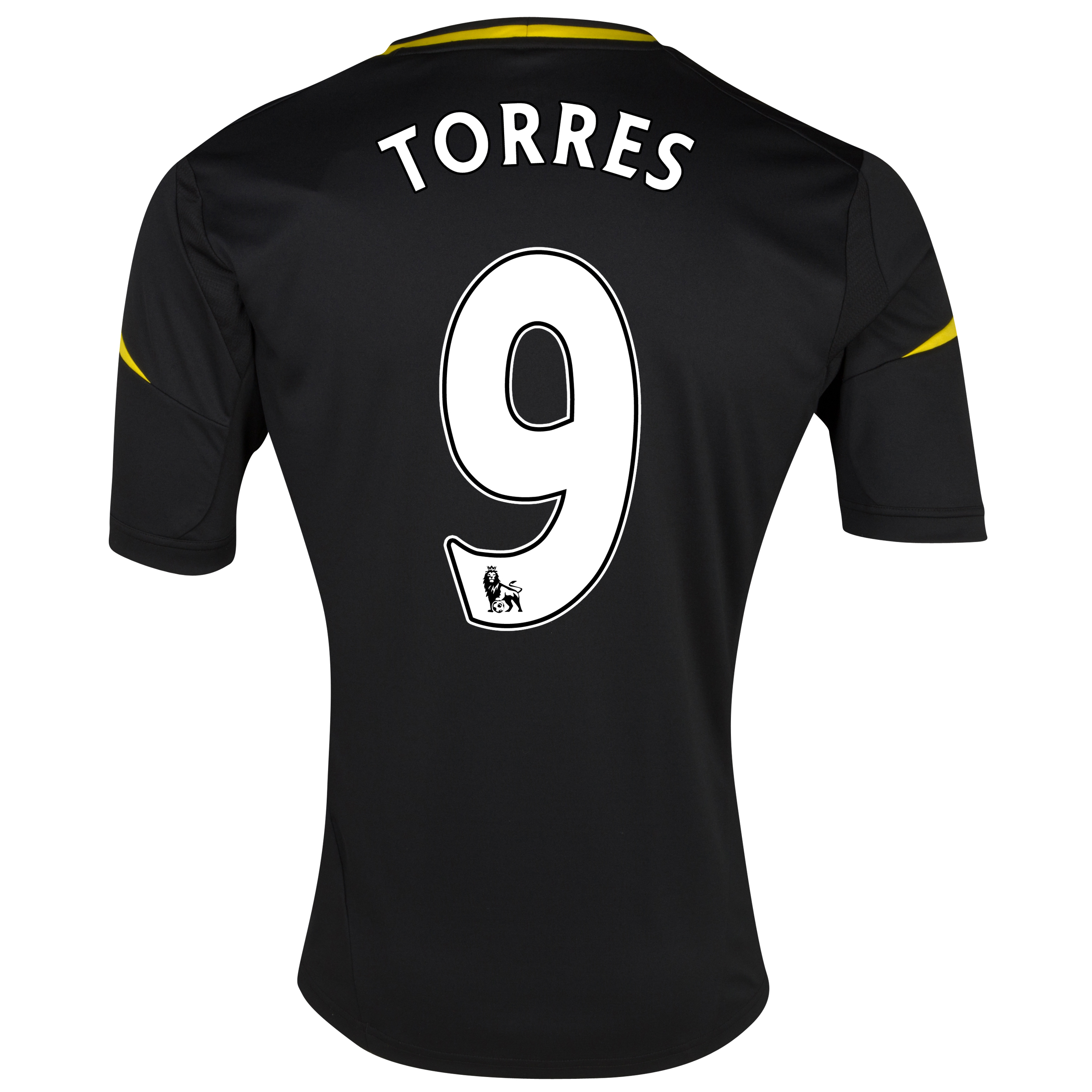 Chelsea Third Shirt 2012/13 - Kids with Torres 9 printing