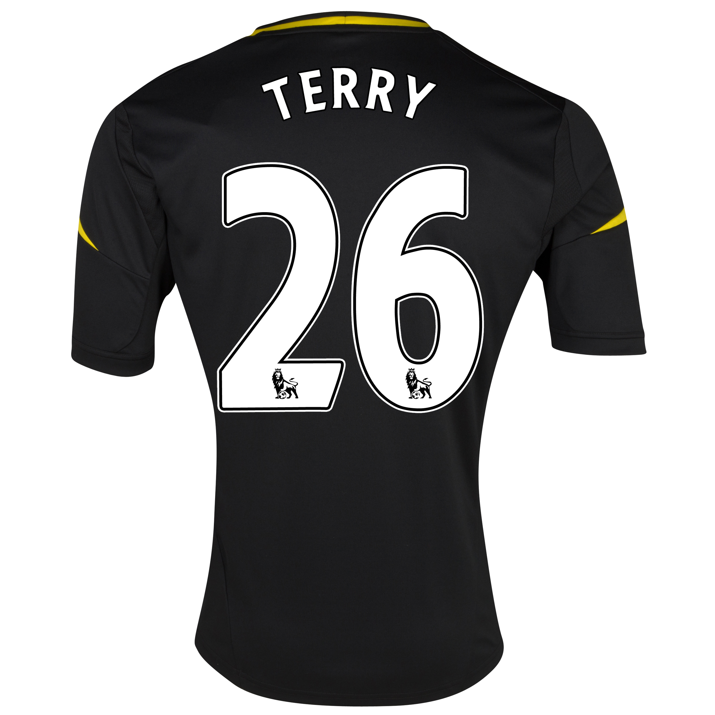 Chelsea Third Shirt 2012/13 - Kids with Terry 26 printing