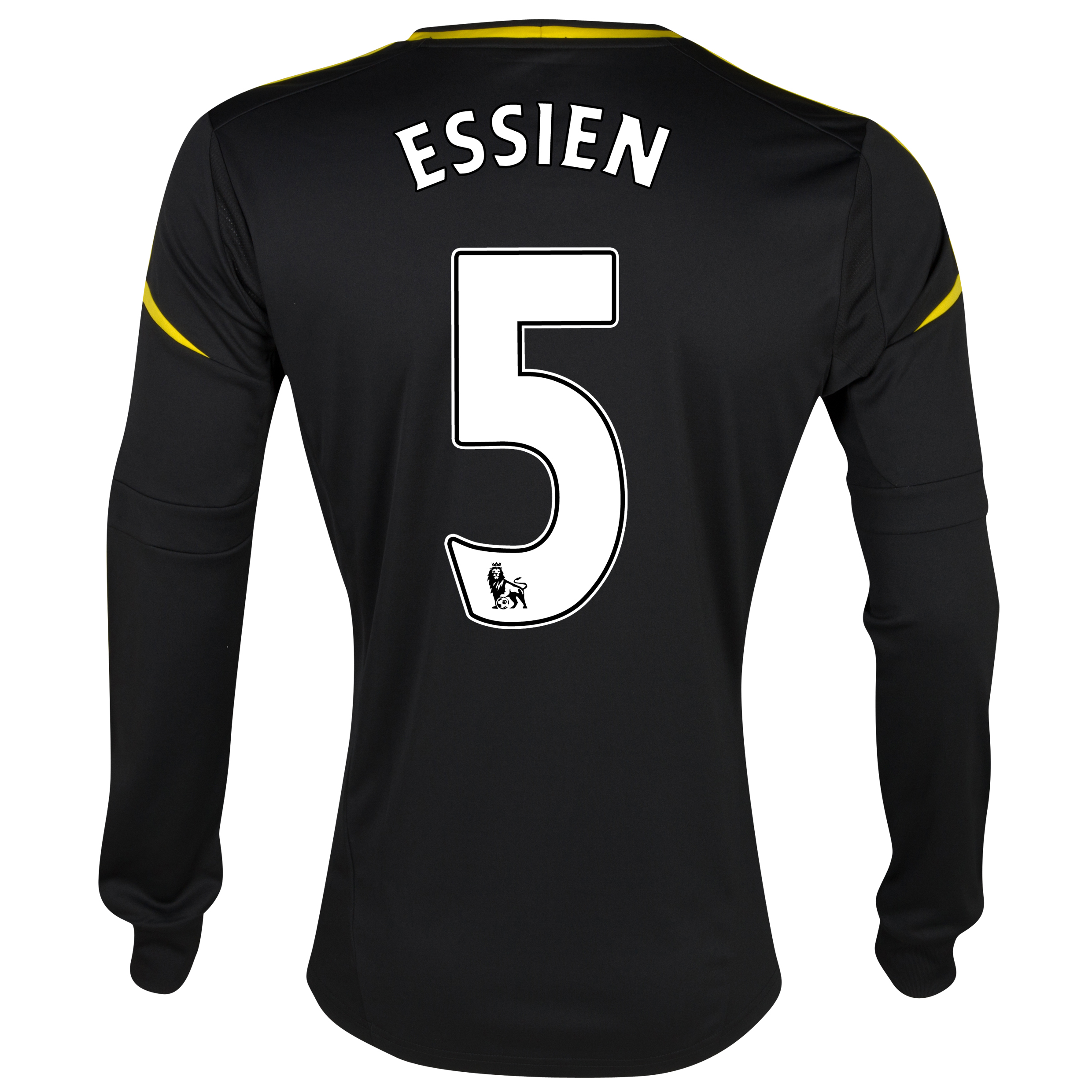 Chelsea Third Shirt 2012/13 - Long Sleeved - Youths with Essien 5 printing