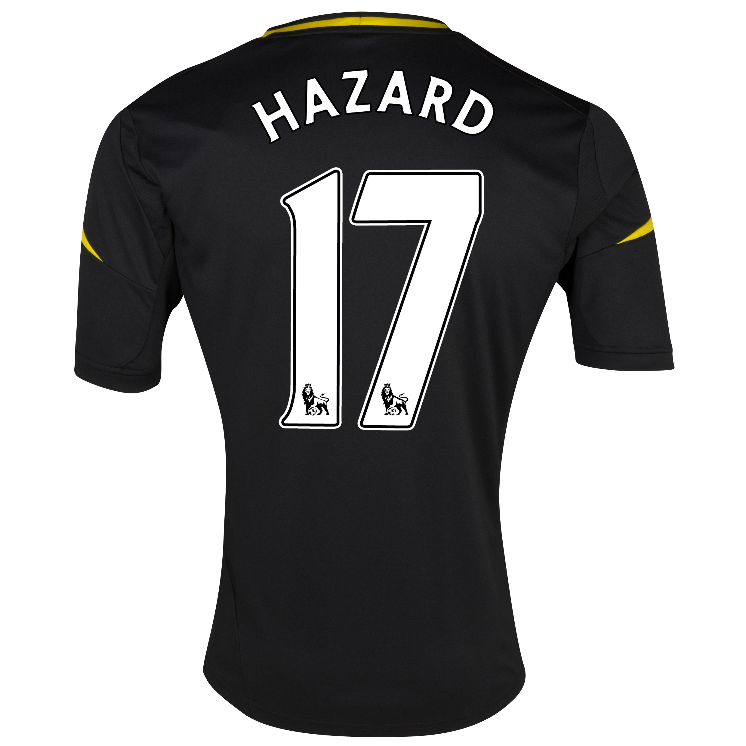 Chelsea Third Shirt 2012/13 - Youths with Hazard 17 printing