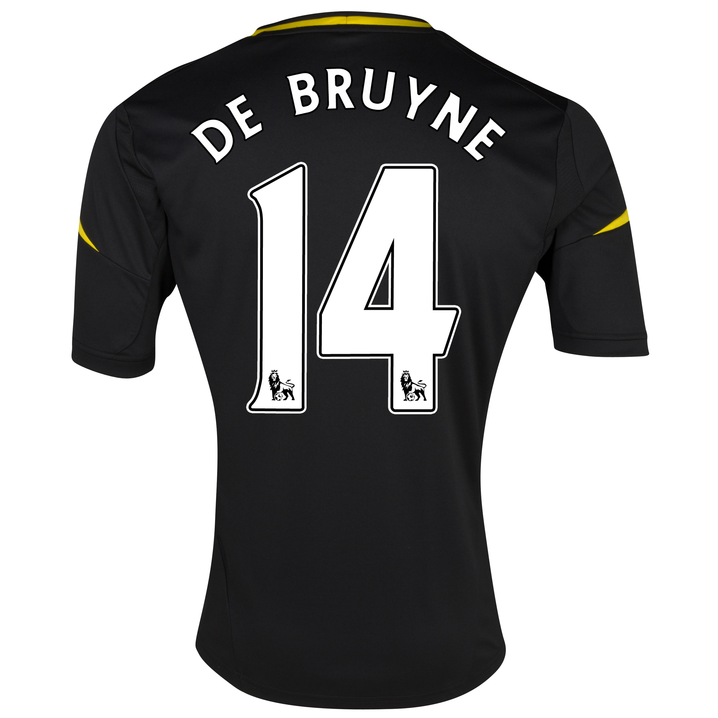 Chelsea Third Shirt 2012/13 - Kids with De Bruyne 14 printing