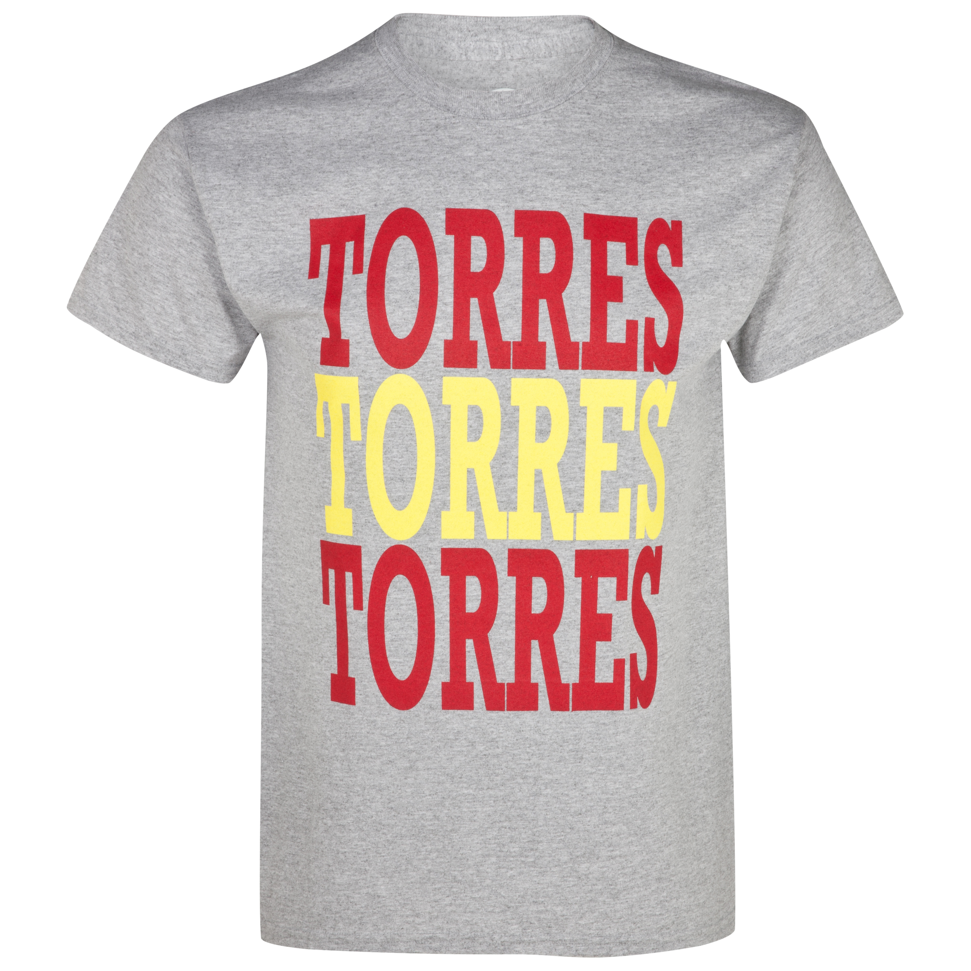Chelsea Torres Graphic T-Shirt - Grey Marl