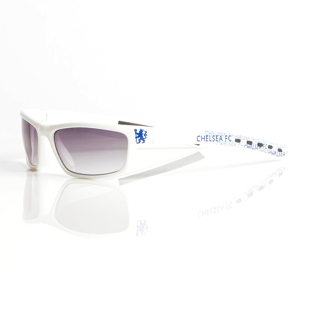 Chelsea Wrap Sunglasses White - Junior