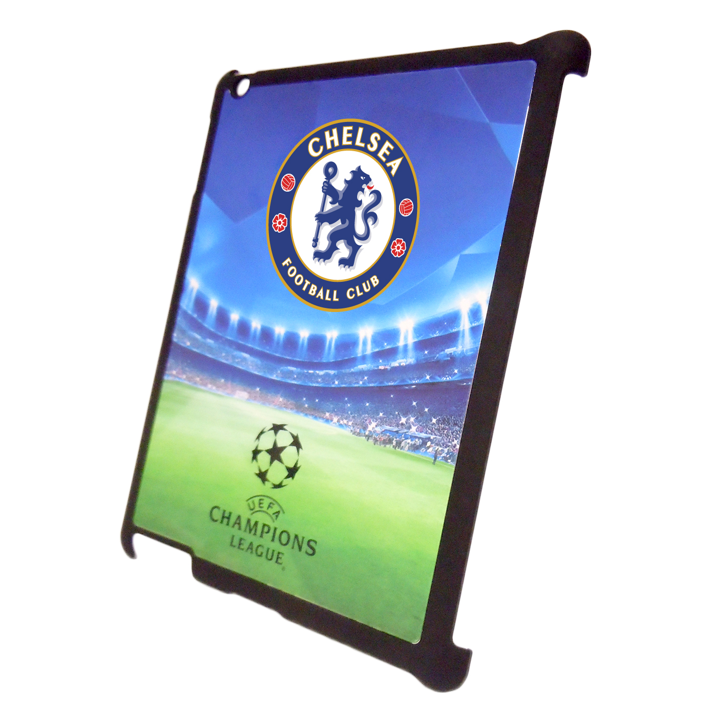 Chelsea UEFA Champions League IPad 2 Tablet Cover