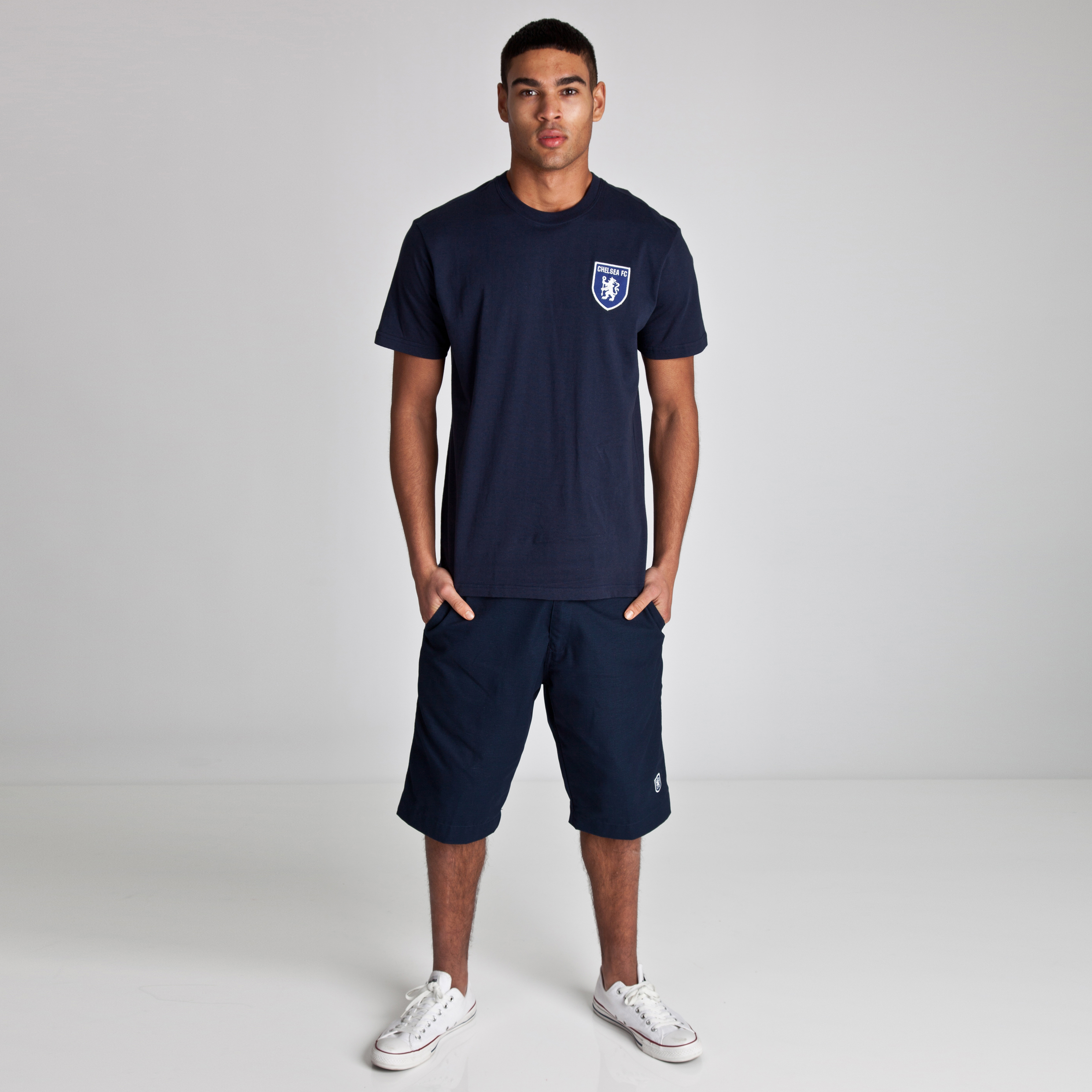 Chelsea Regatta Tailored Short - Navy
