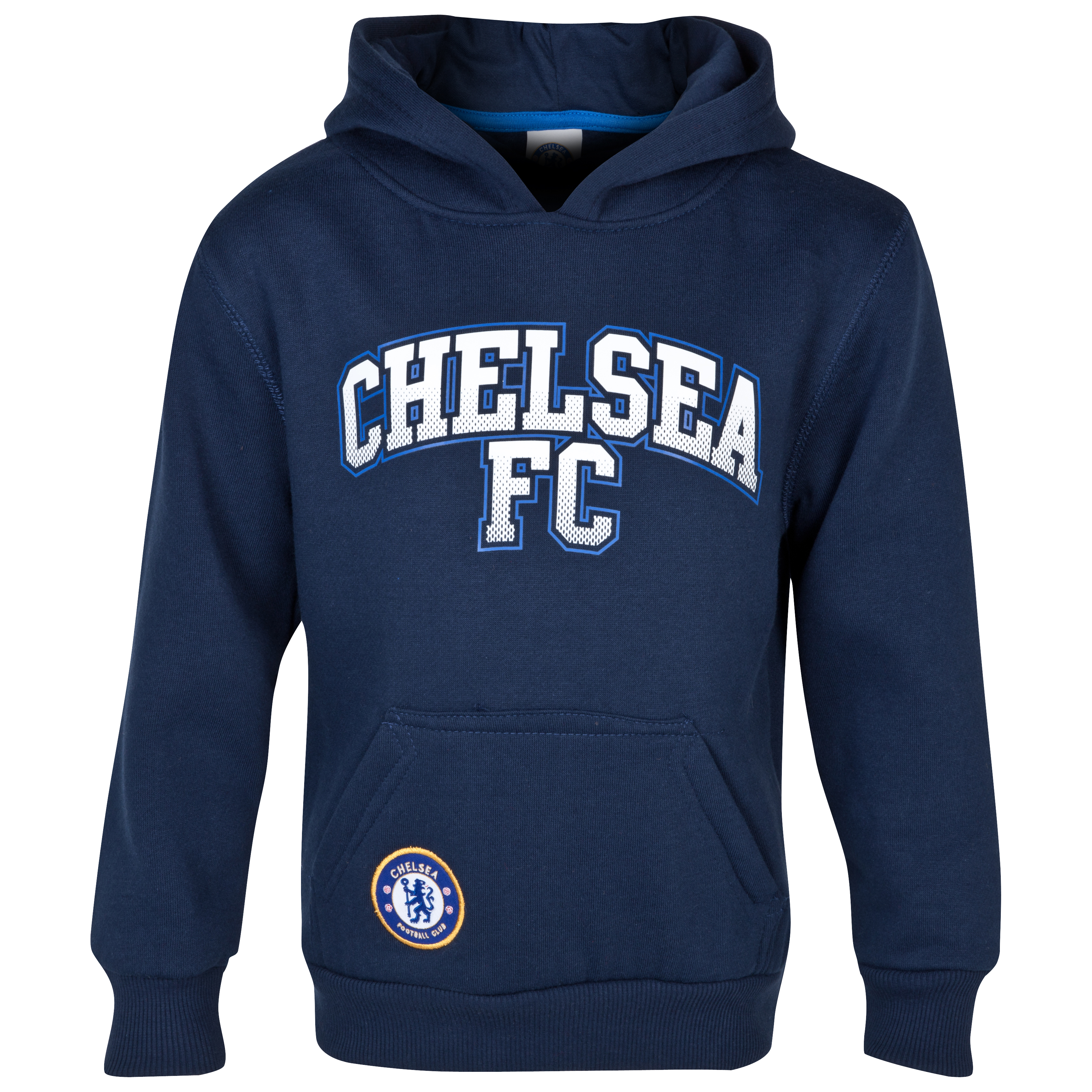 Chelsea Core Graphic Hoody - Navy - Infant Boys