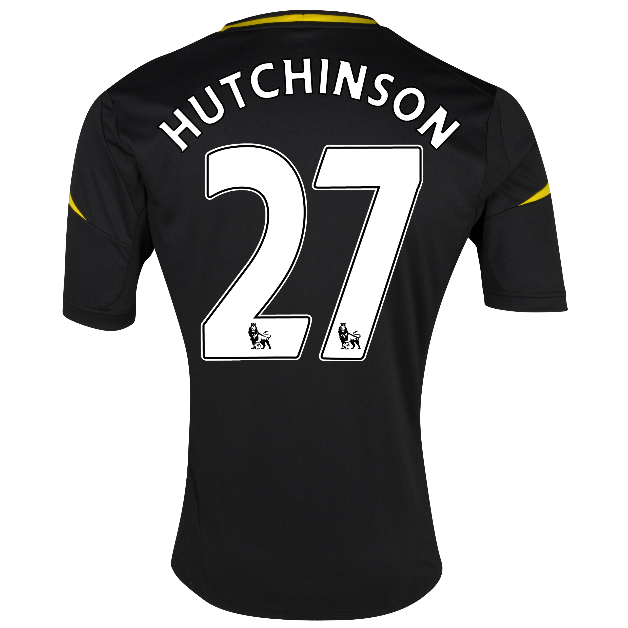 Chelsea Third Shirt 2012/13 - Kids with Hutchinson 27 printing