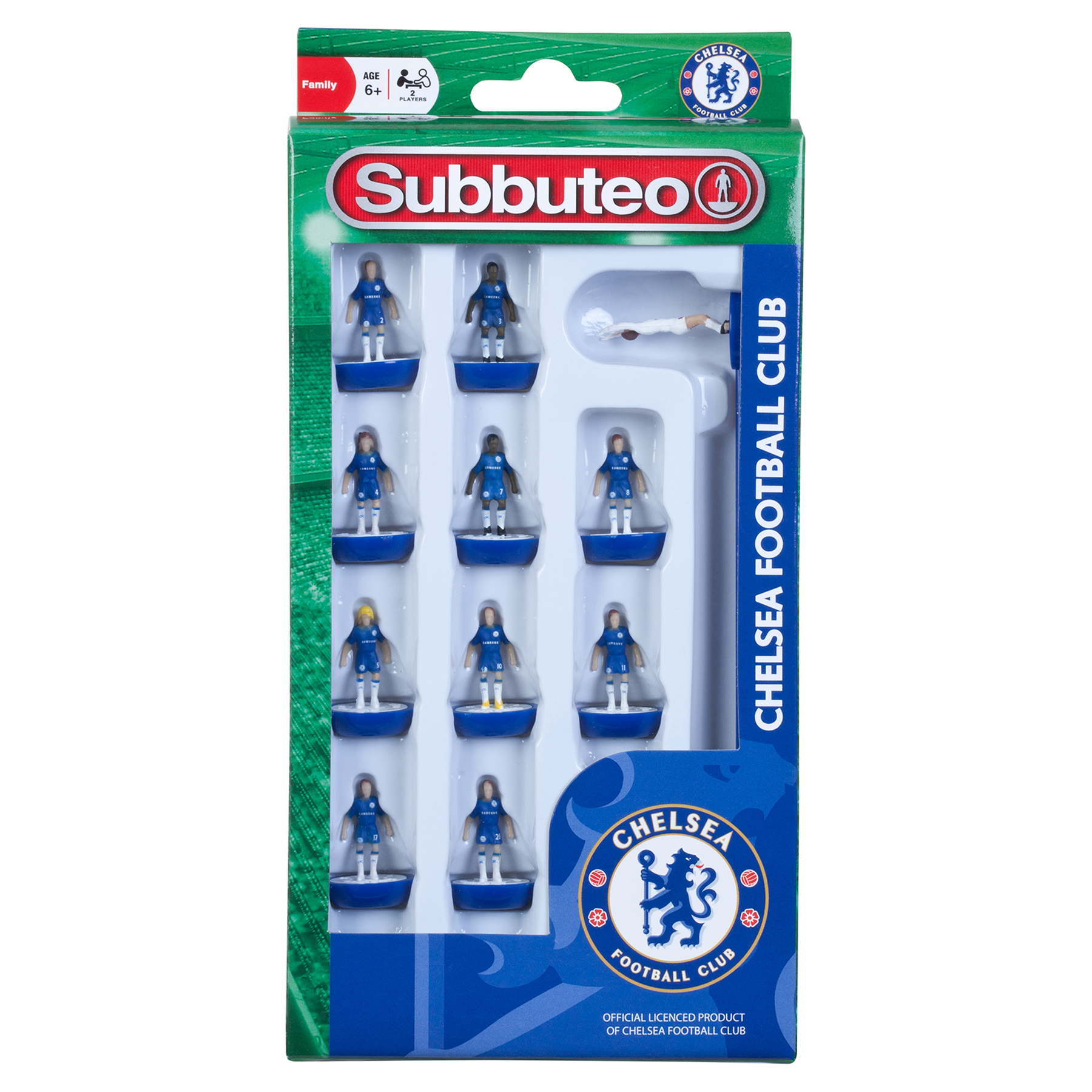 Chelsea Official Subbuteo Team Box Set