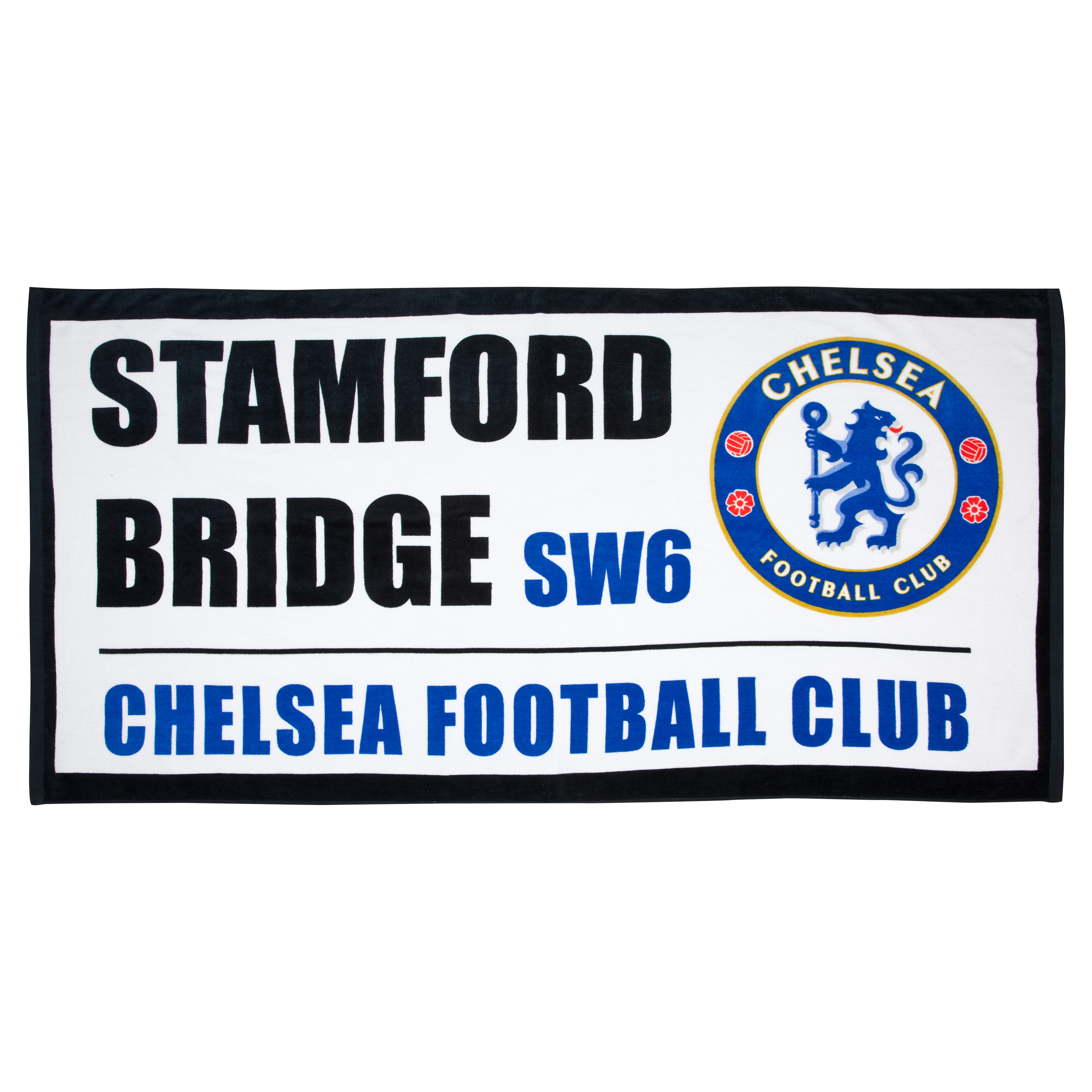 Chelsea Street Sign Towel