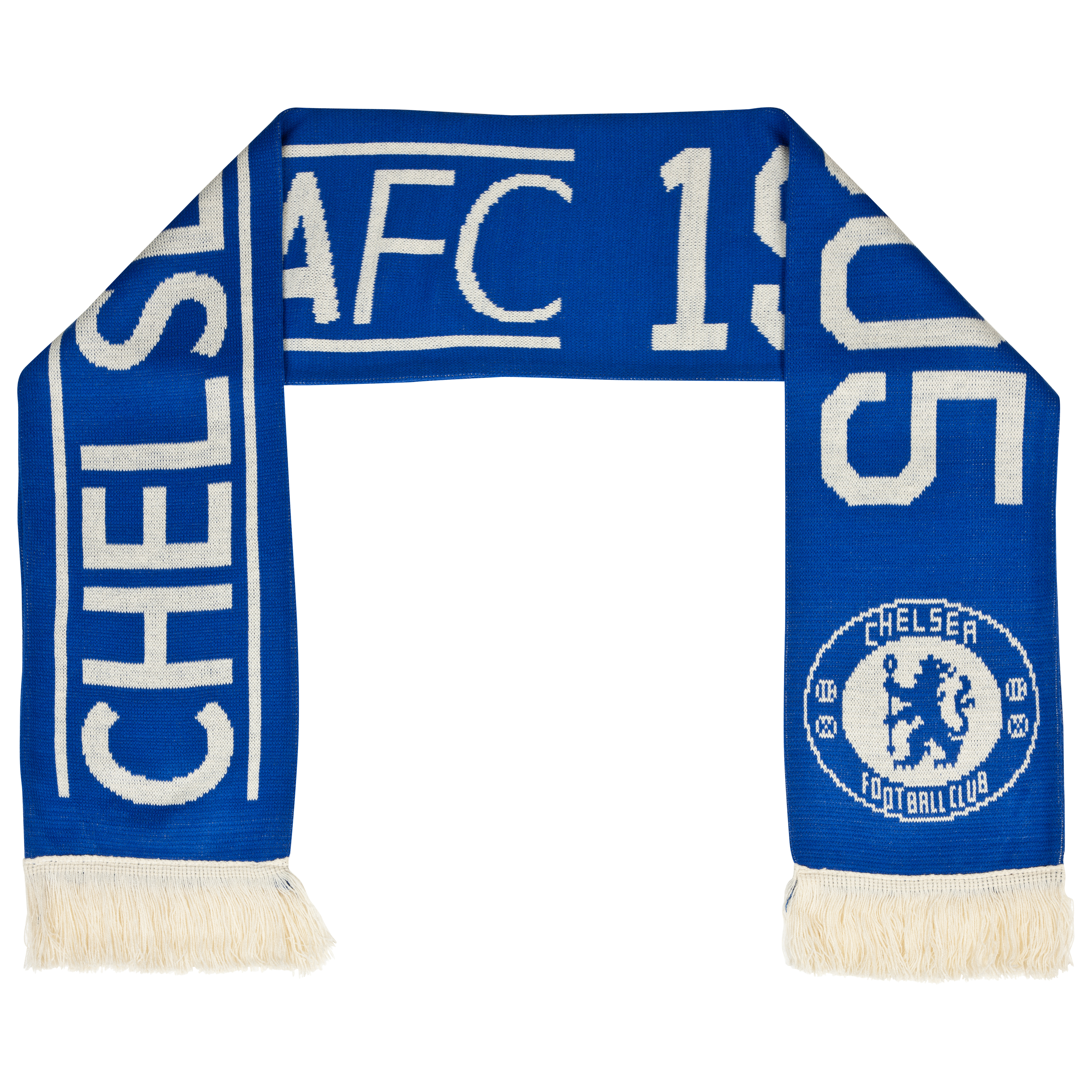 Chelsea 1905 Columba Scarf - Royal - Adult