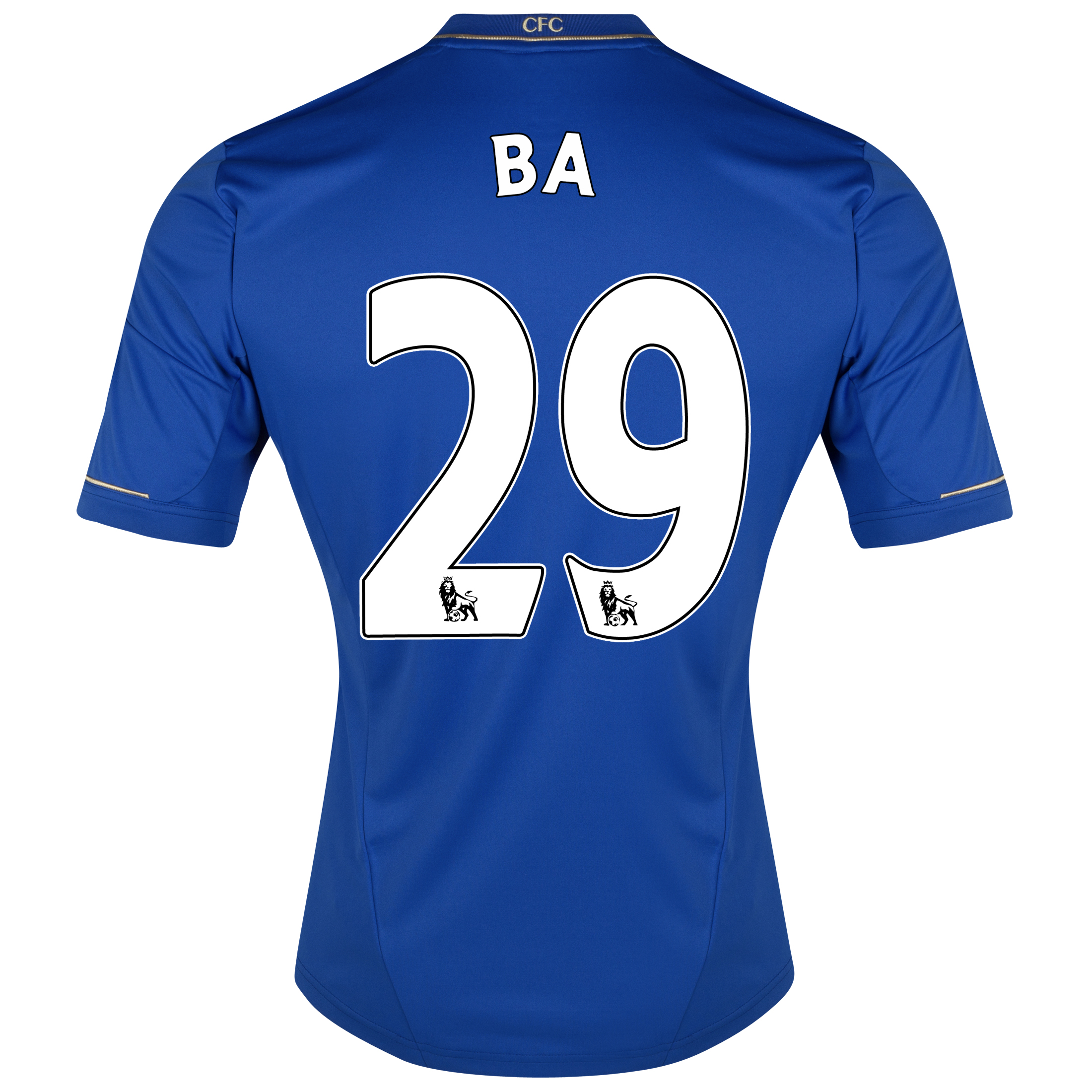 Chelsea Home Shirt 2012/13 with Ba 29 printing