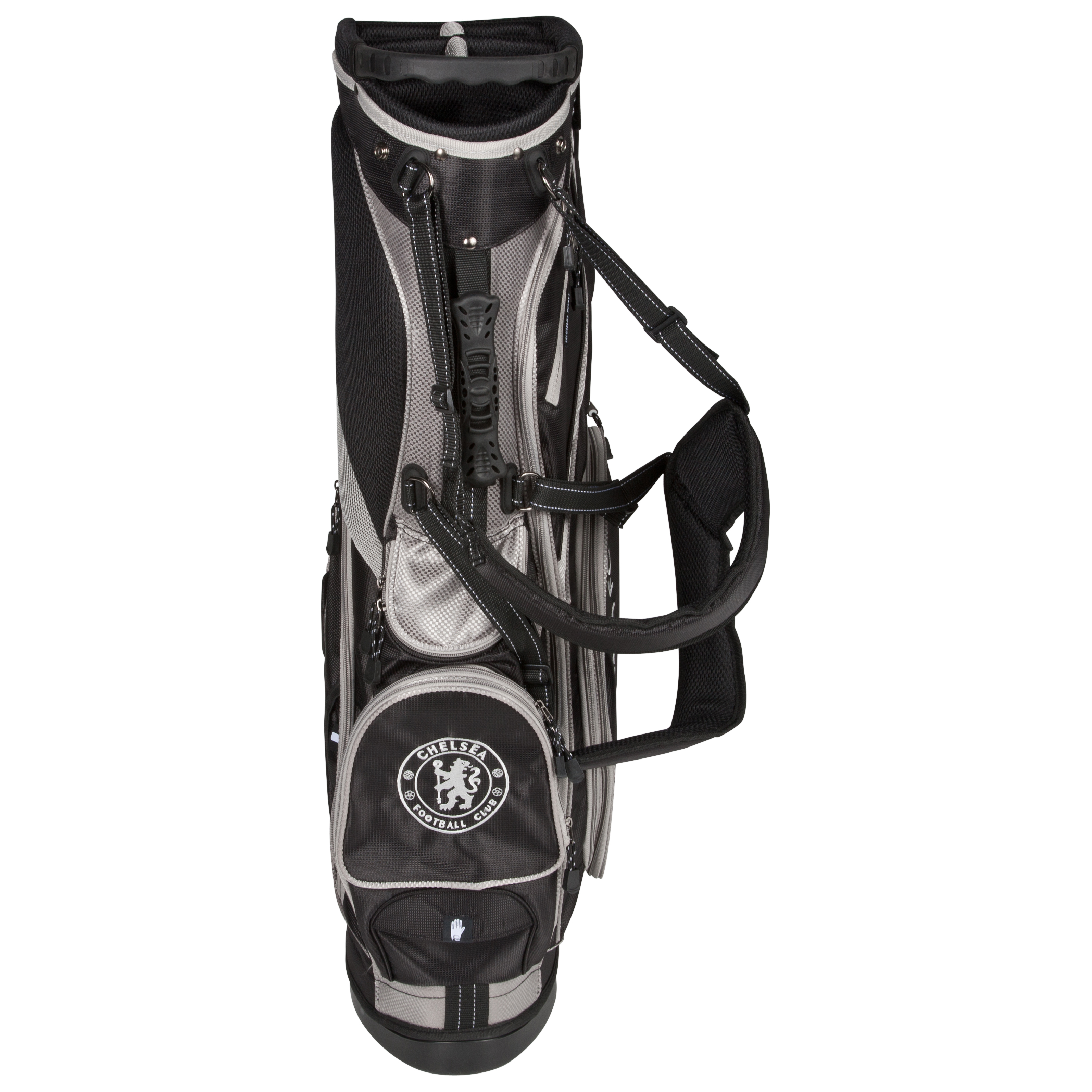 Chelsea Golf Bag - Black/Silver