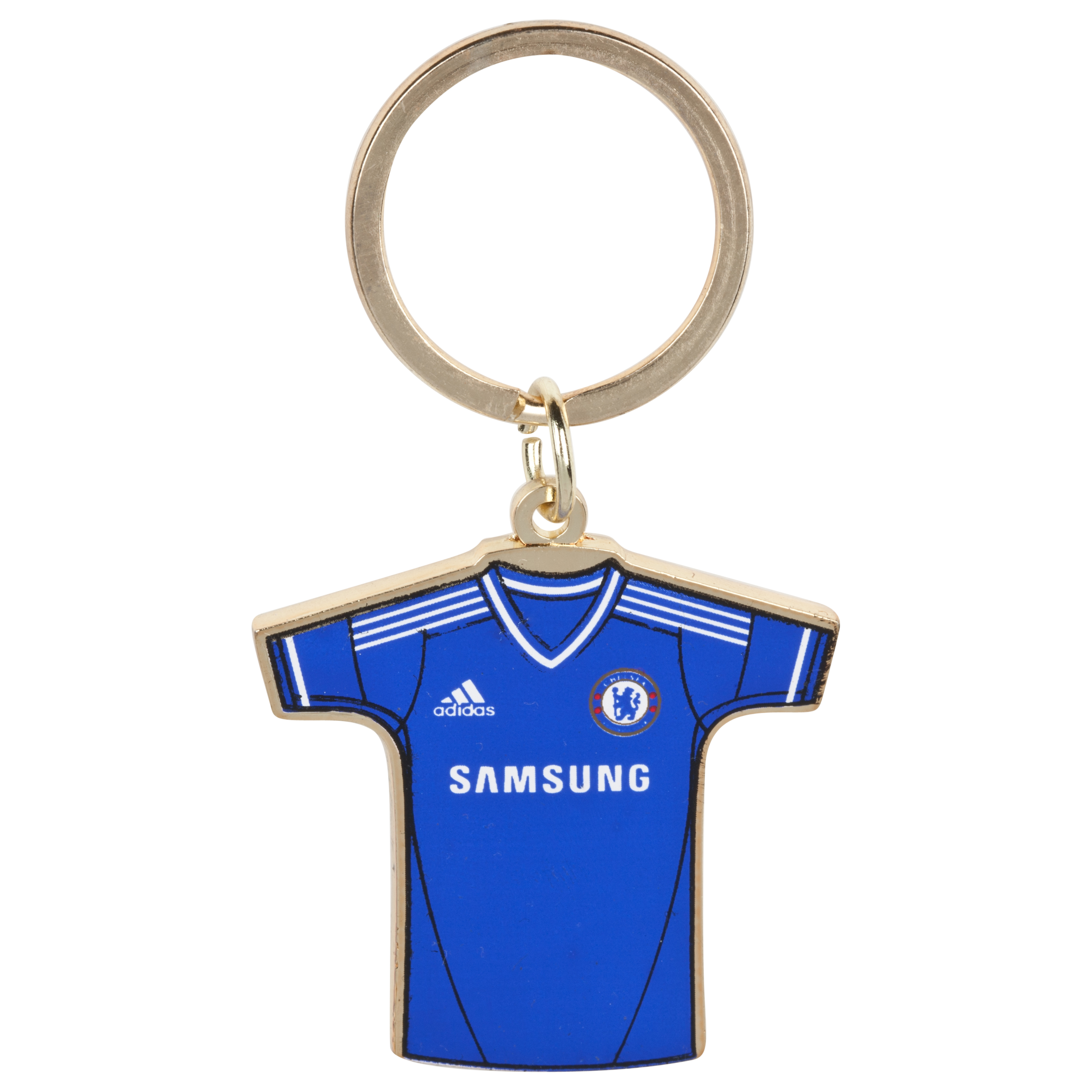 Chelsea 2013/14 Home kit Keyring