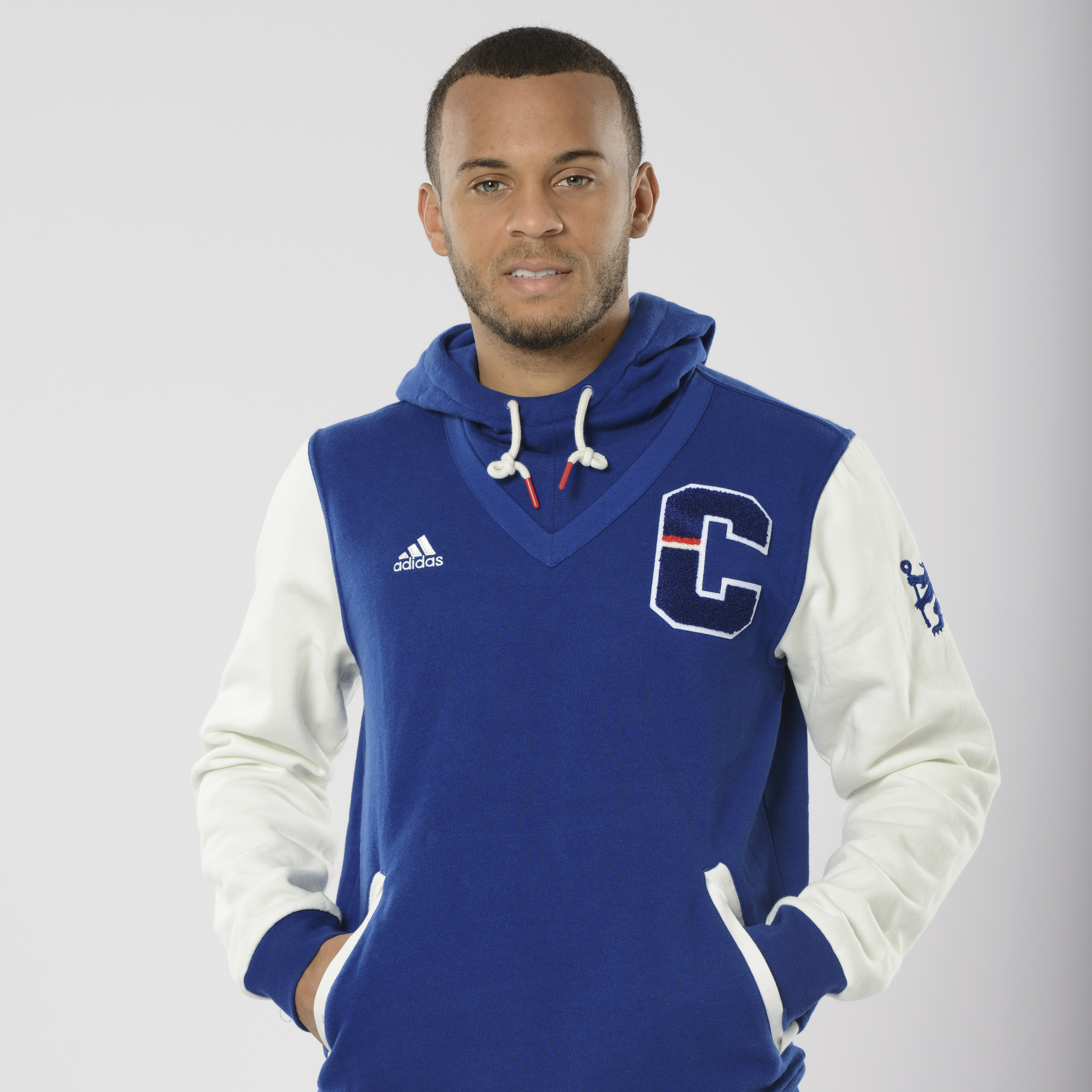 Chelsea Authentic Hooded Sweatshirt