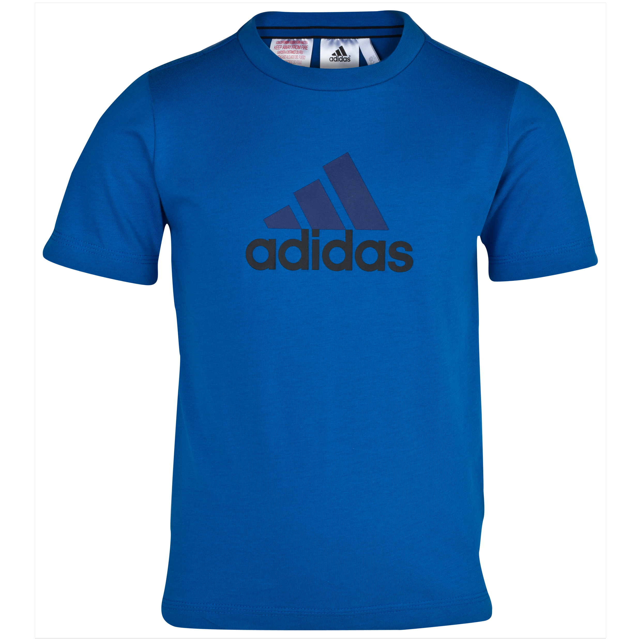 Chelsea adidas Essentials T-Shirt Kids Blue