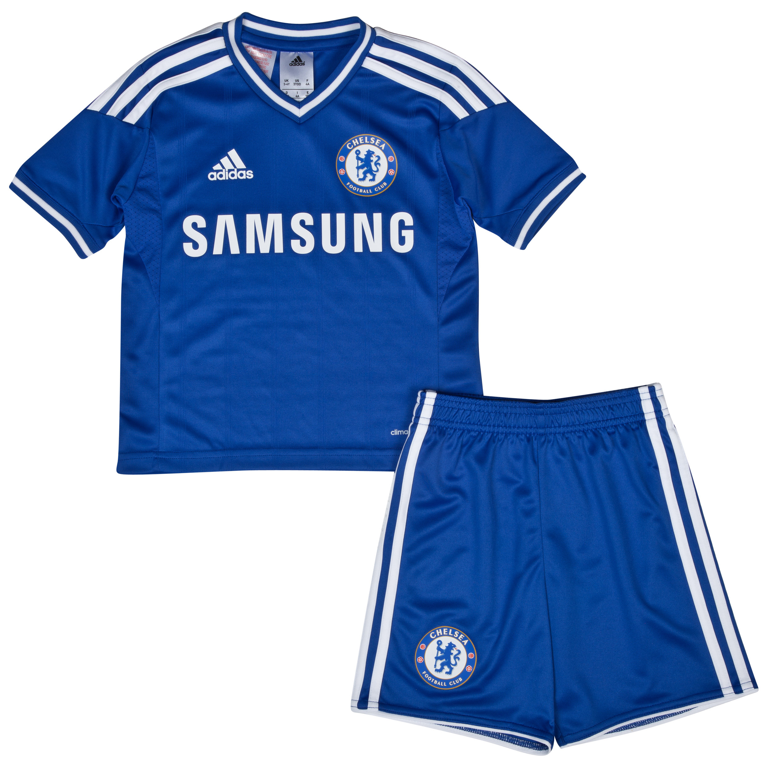 Buy Chelsea Home Mini Kit 2013/14