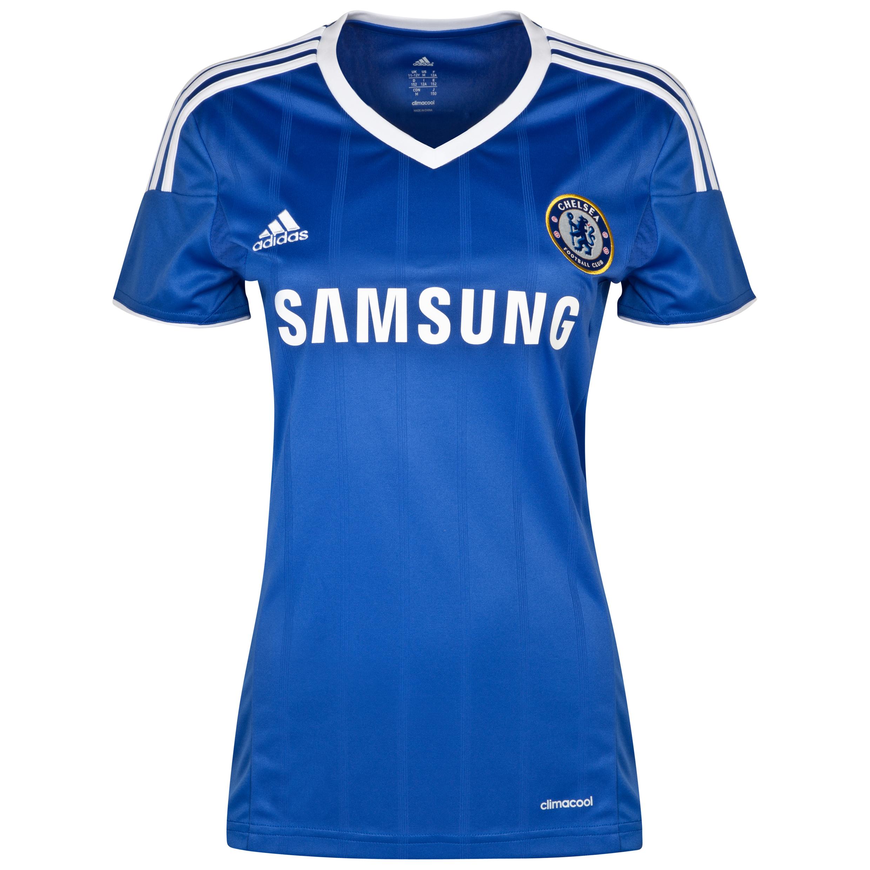 Chelsea Home Shirt 2013/14- Womens