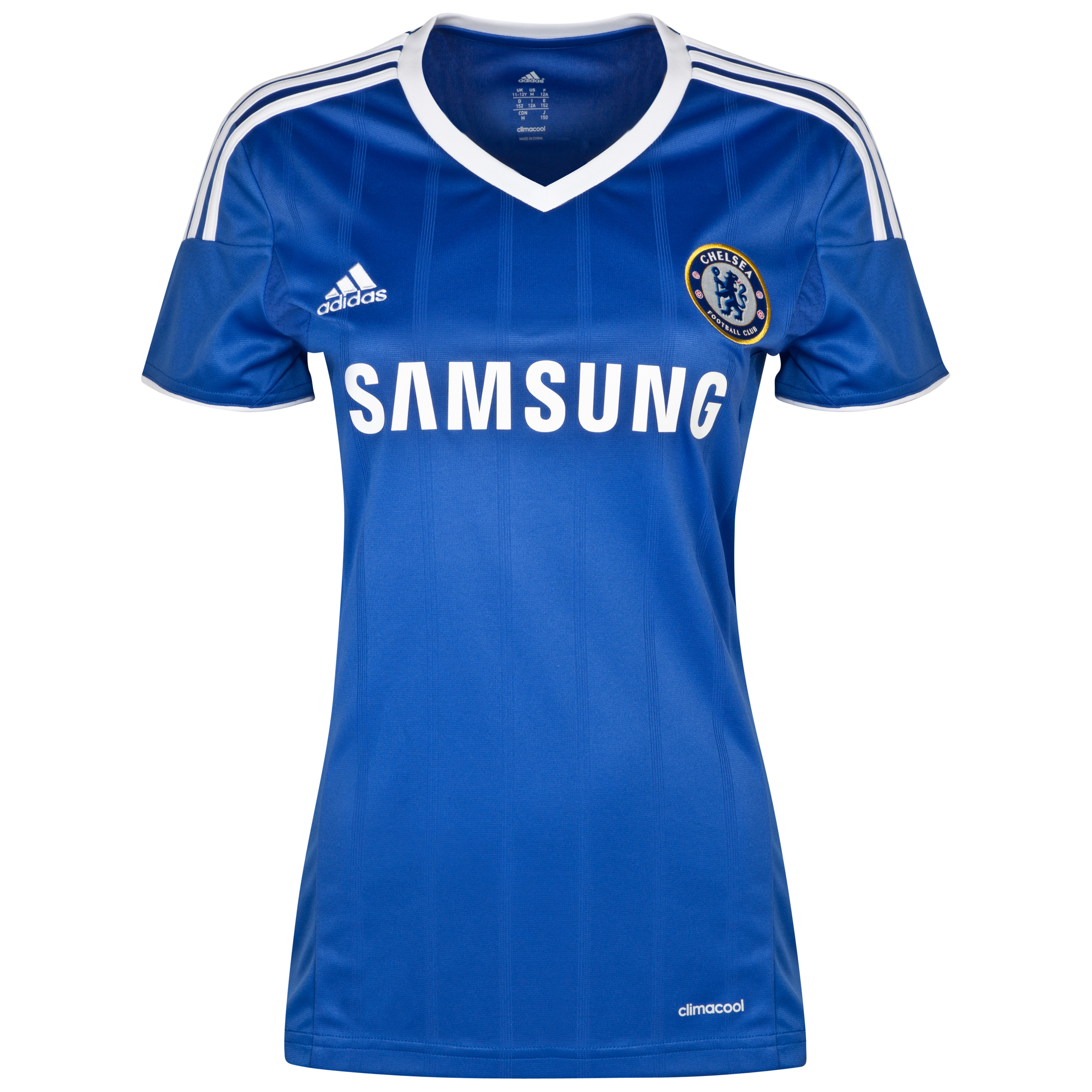 Chelsea Home Shirt 2013/14- Womens