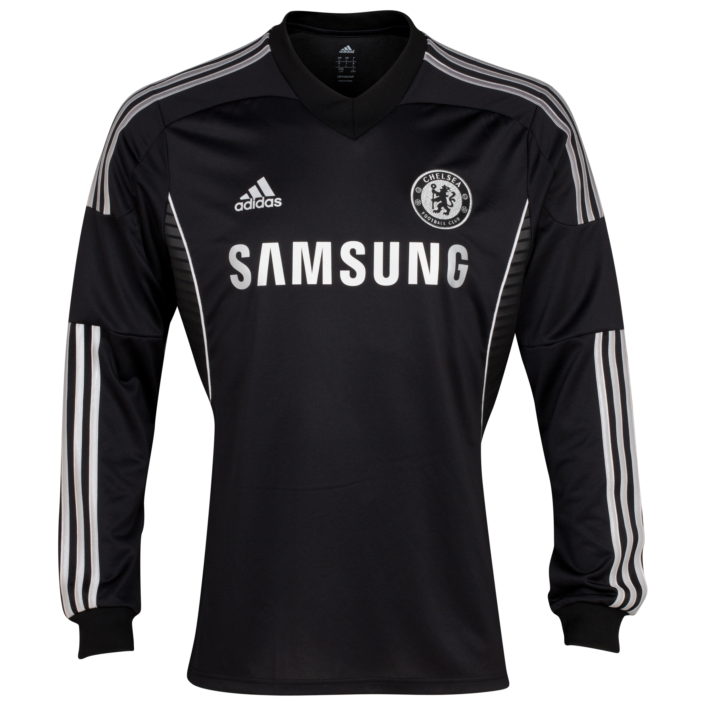 Chelsea Third Shirt 2013/14 - Long Sleeve