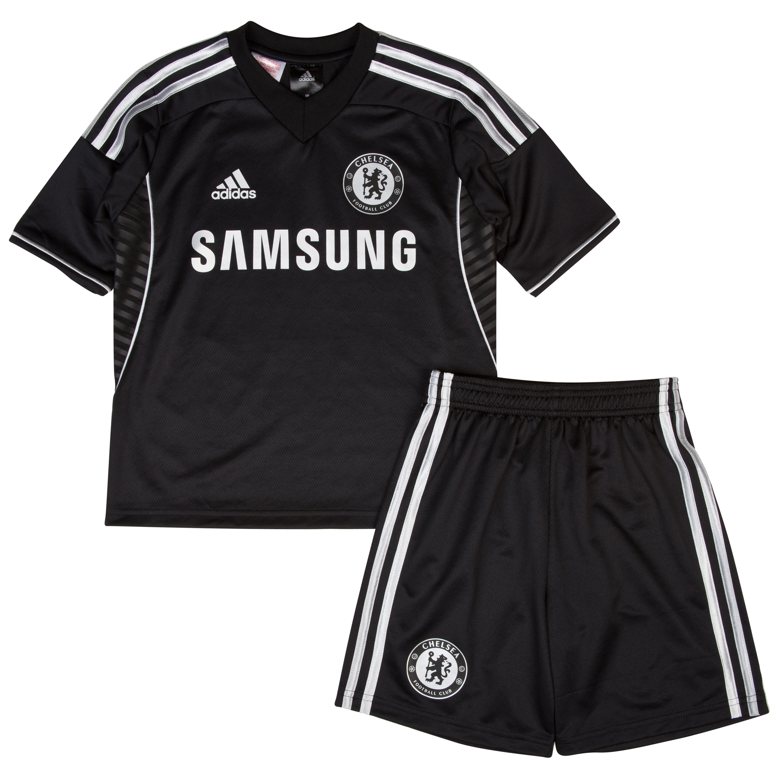Chelsea Third Mini Kit 2013/14